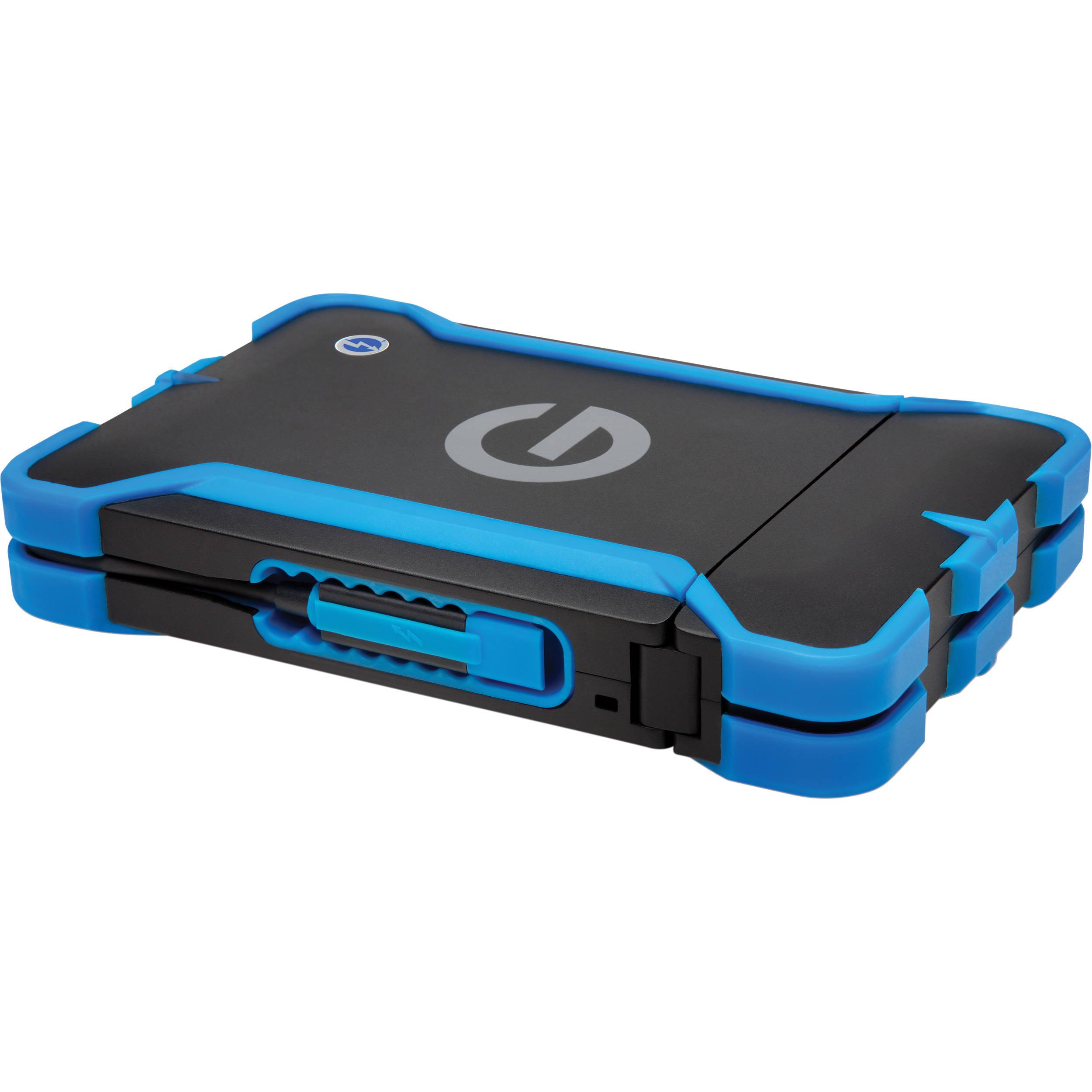 G-DRIVE Pro 6th Gen 4TB