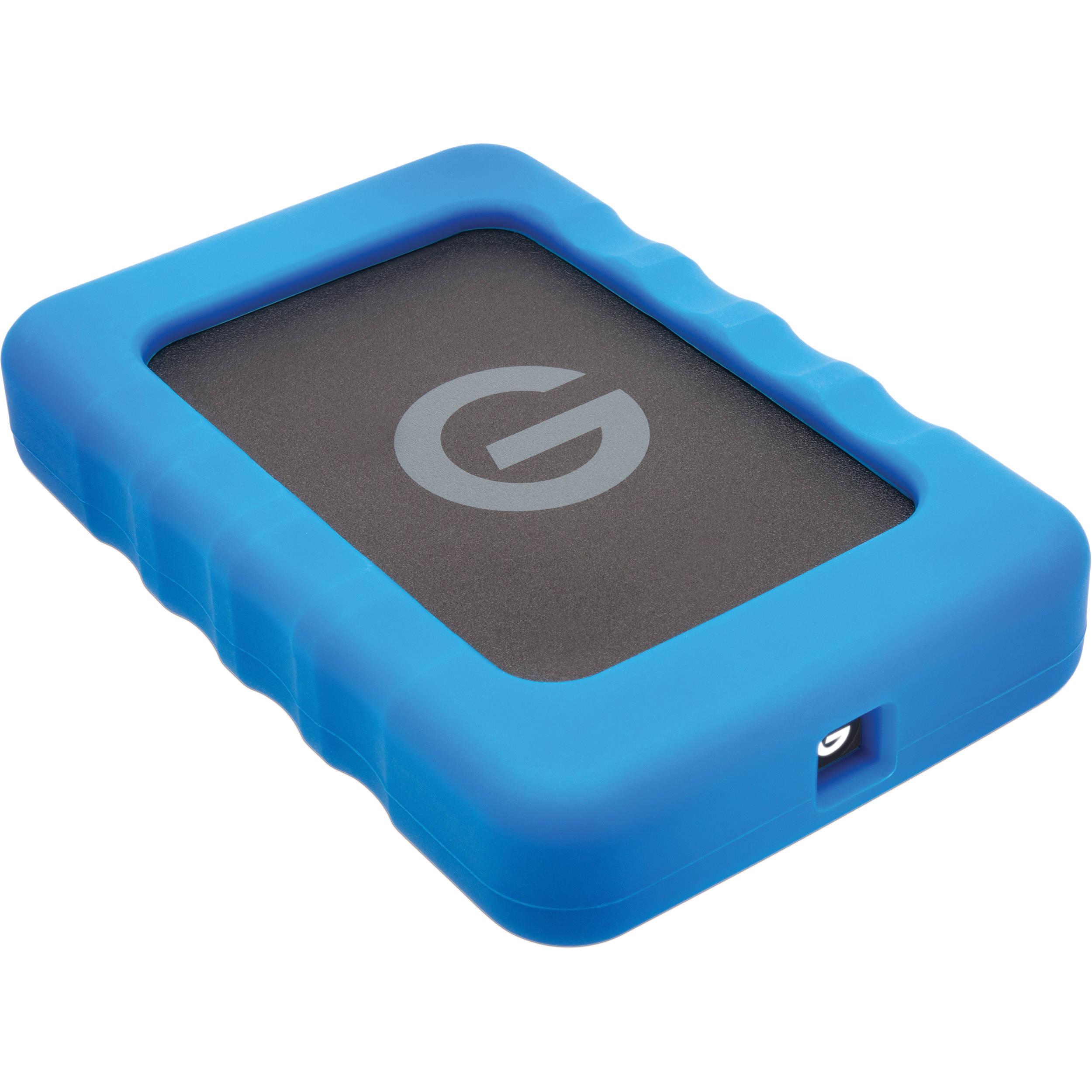 G-Technology 1TB G-DRIVE ev RaW USB 3.0 Hard Drive 0G04101 B&H