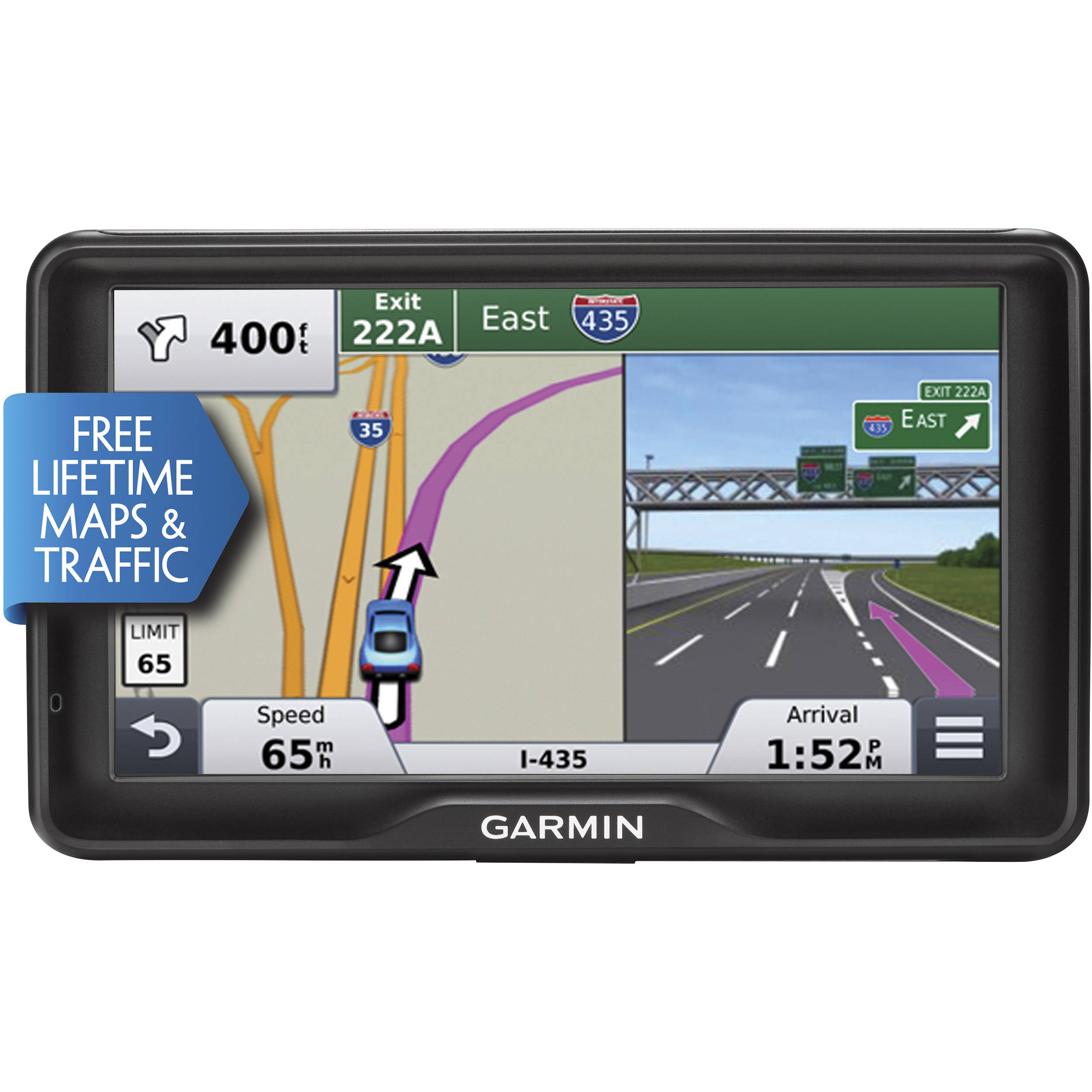 garmin nuvi 2797lmt navigation system 010 01061 02 b h photo. Black Bedroom Furniture Sets. Home Design Ideas