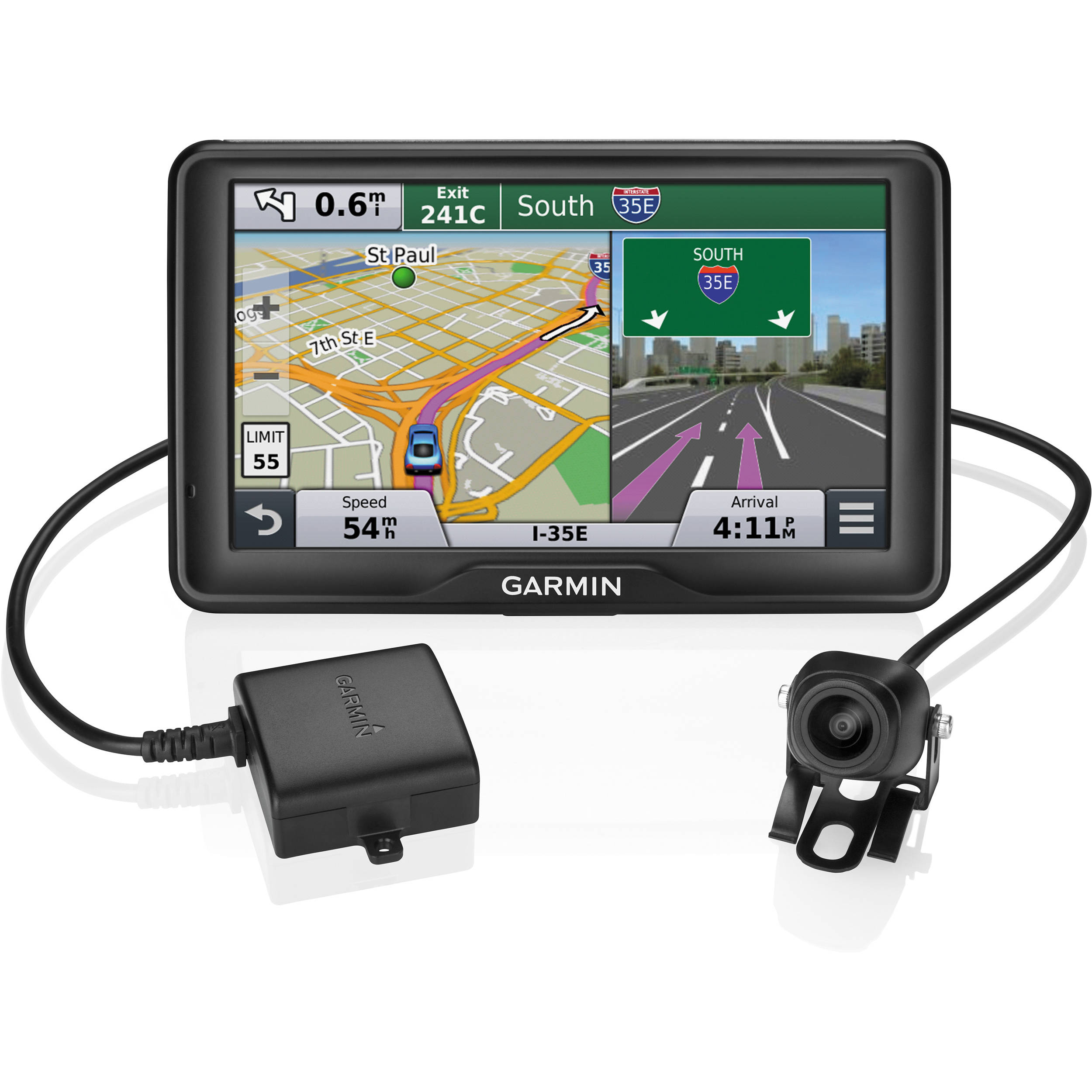 garmin nuvi 2798lmt navigation system with wireless 010. Black Bedroom Furniture Sets. Home Design Ideas