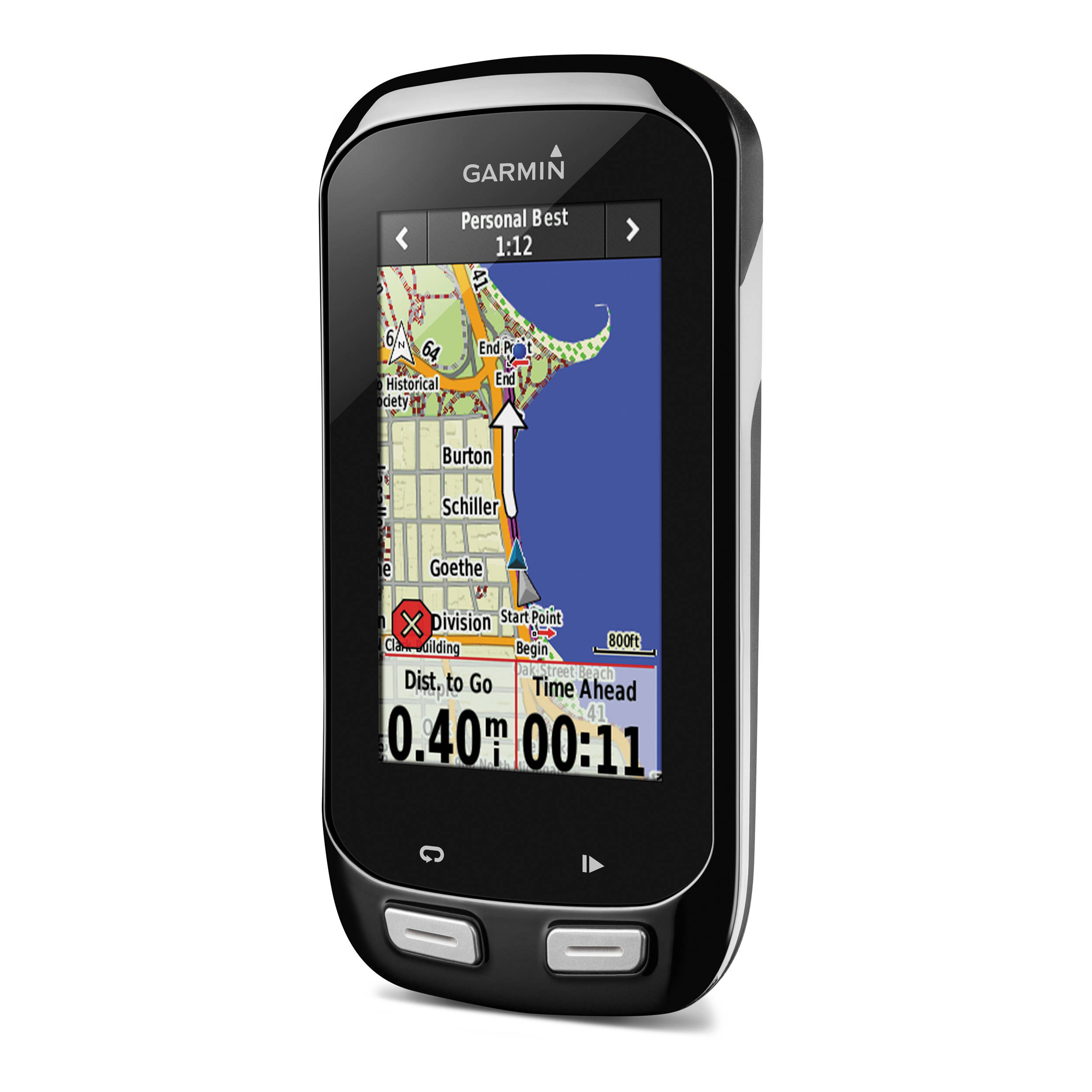 Garmin Map Update >> Garmin Edge 1000 Cycling Computer and GPS Navigator 010-01161-03