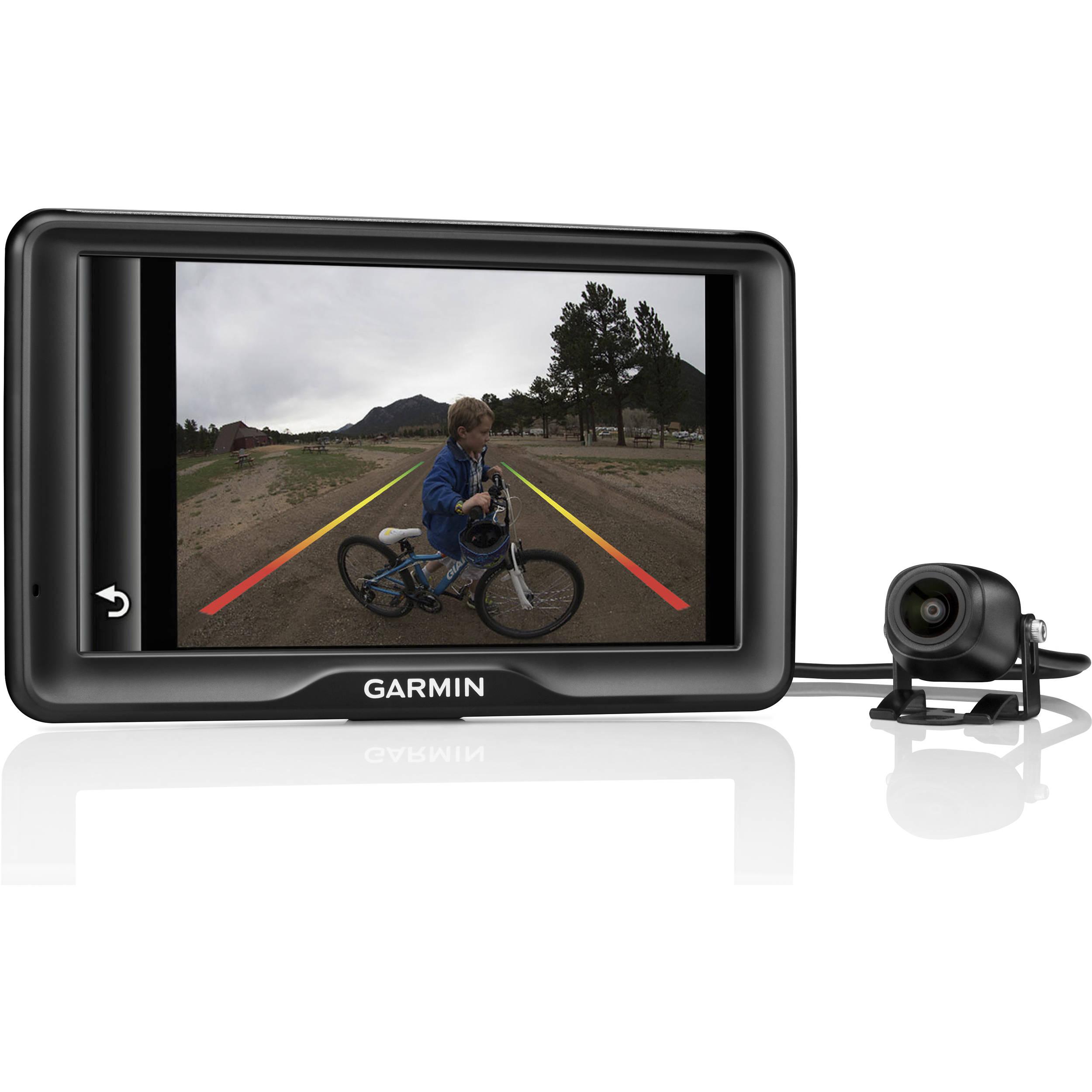 Rv Backup Camera >> Garmin RV 760LMT with Wireless Backup Camera 010-01168-02 B&H