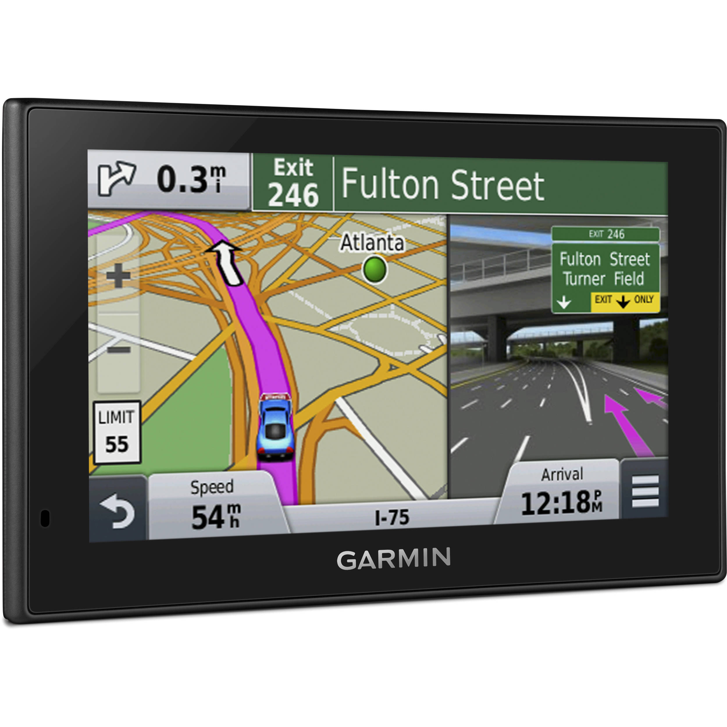 garmin nuvi 2599lmthd advanced gps car navigation 010 01187 00. Black Bedroom Furniture Sets. Home Design Ideas
