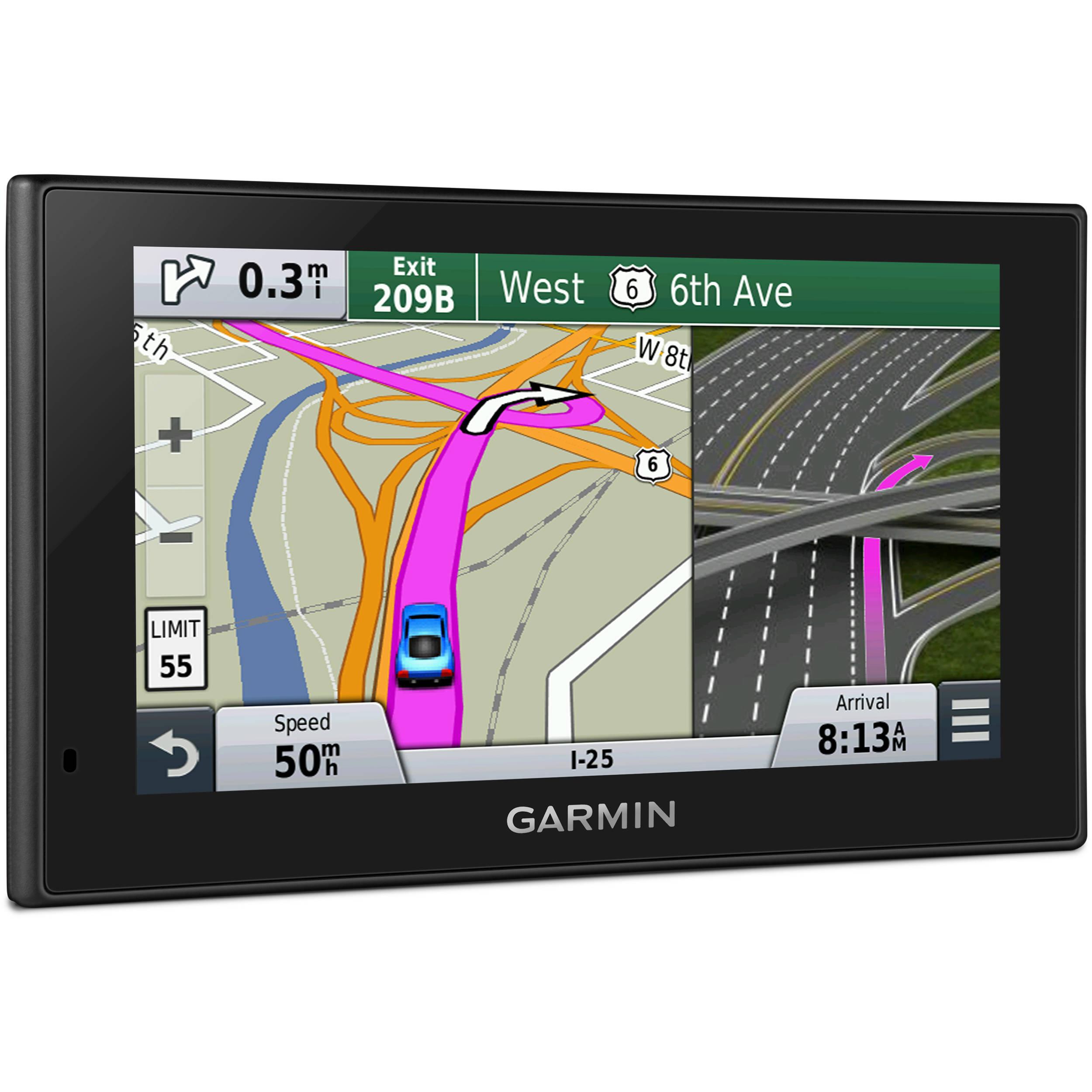 Garmin nuvi 2689LMT GPS with North America Maps 0100118802 BH