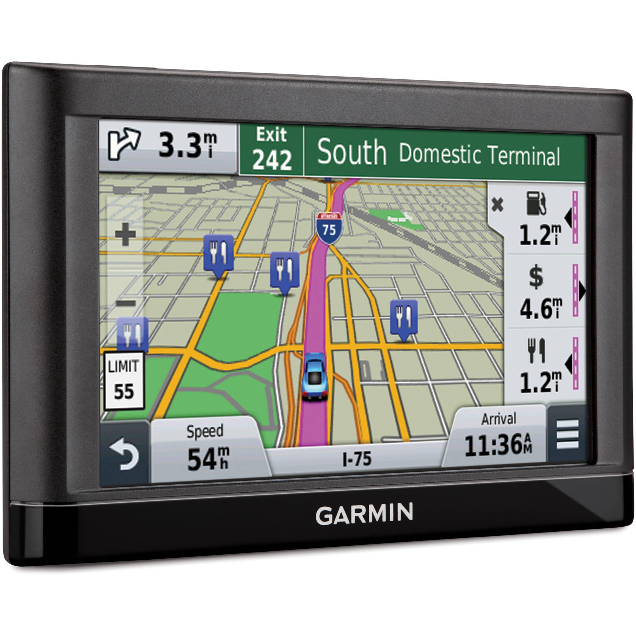 Garmin Nuvi LM GPS With USCanada Maps Maps BH - How to use both us and canada maps in gps