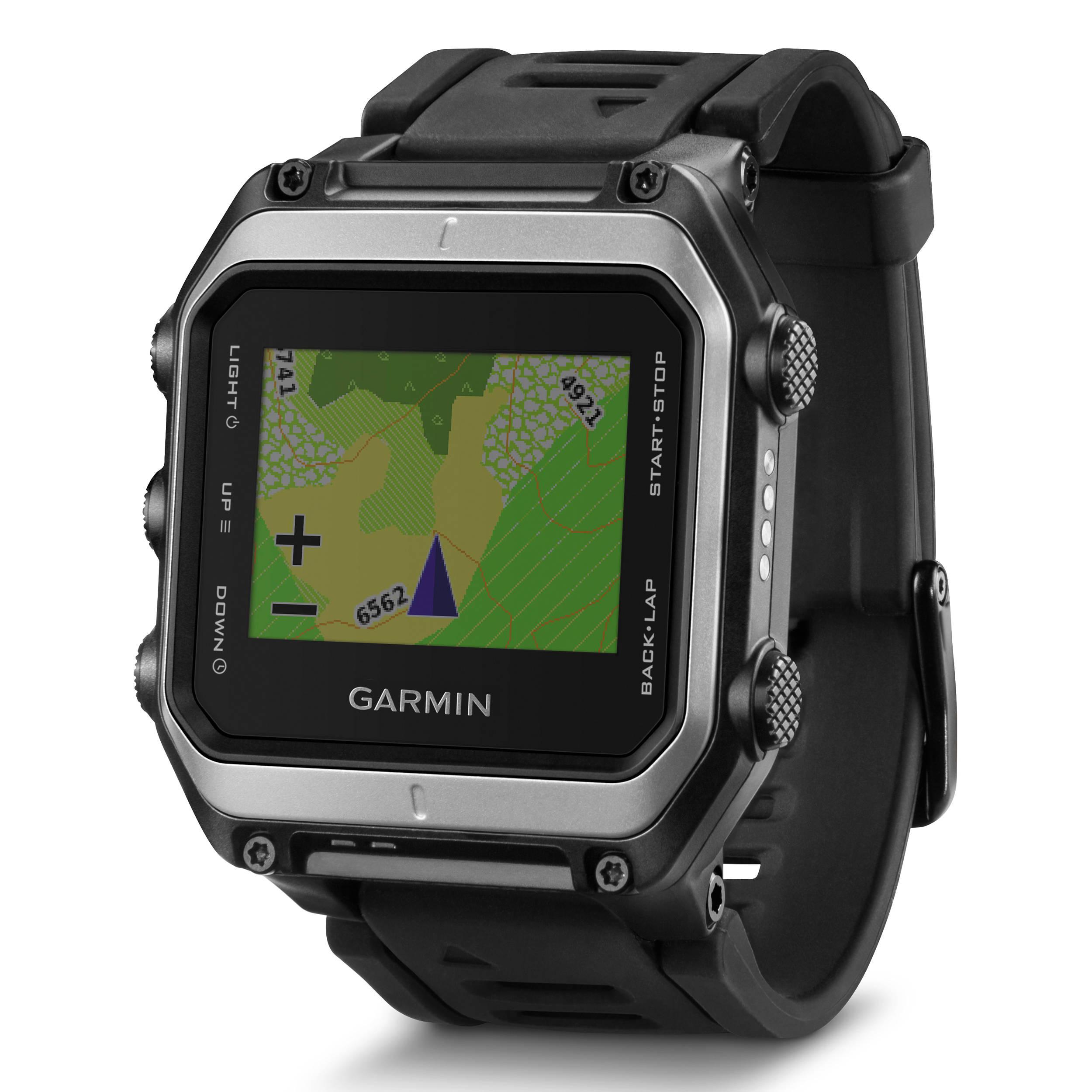 Garmin Epix Gps  Glonass Color Mapping And 010