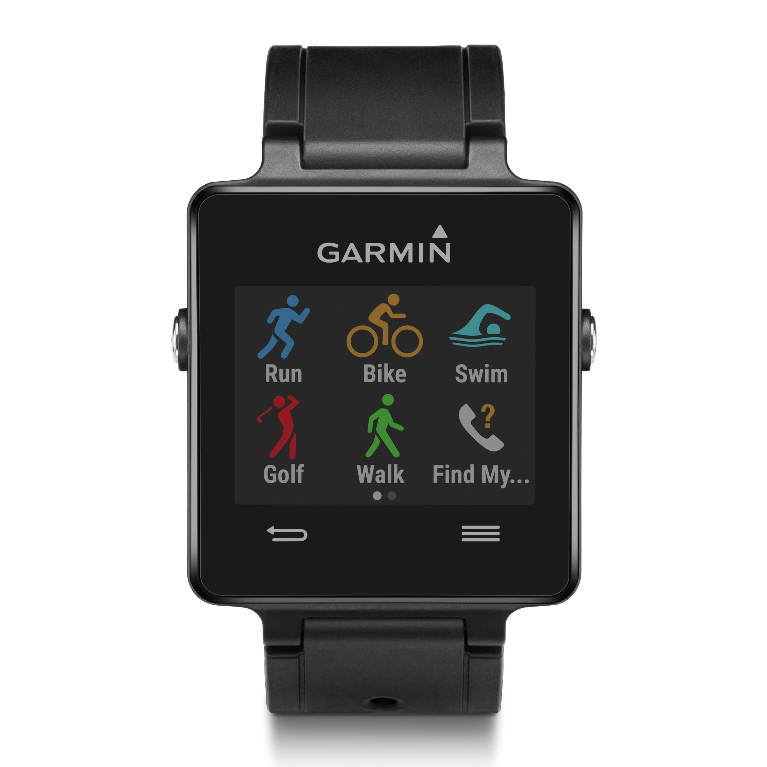 Garmin vi­voactive Sport Watch (Black) 010-01297-00 B&H