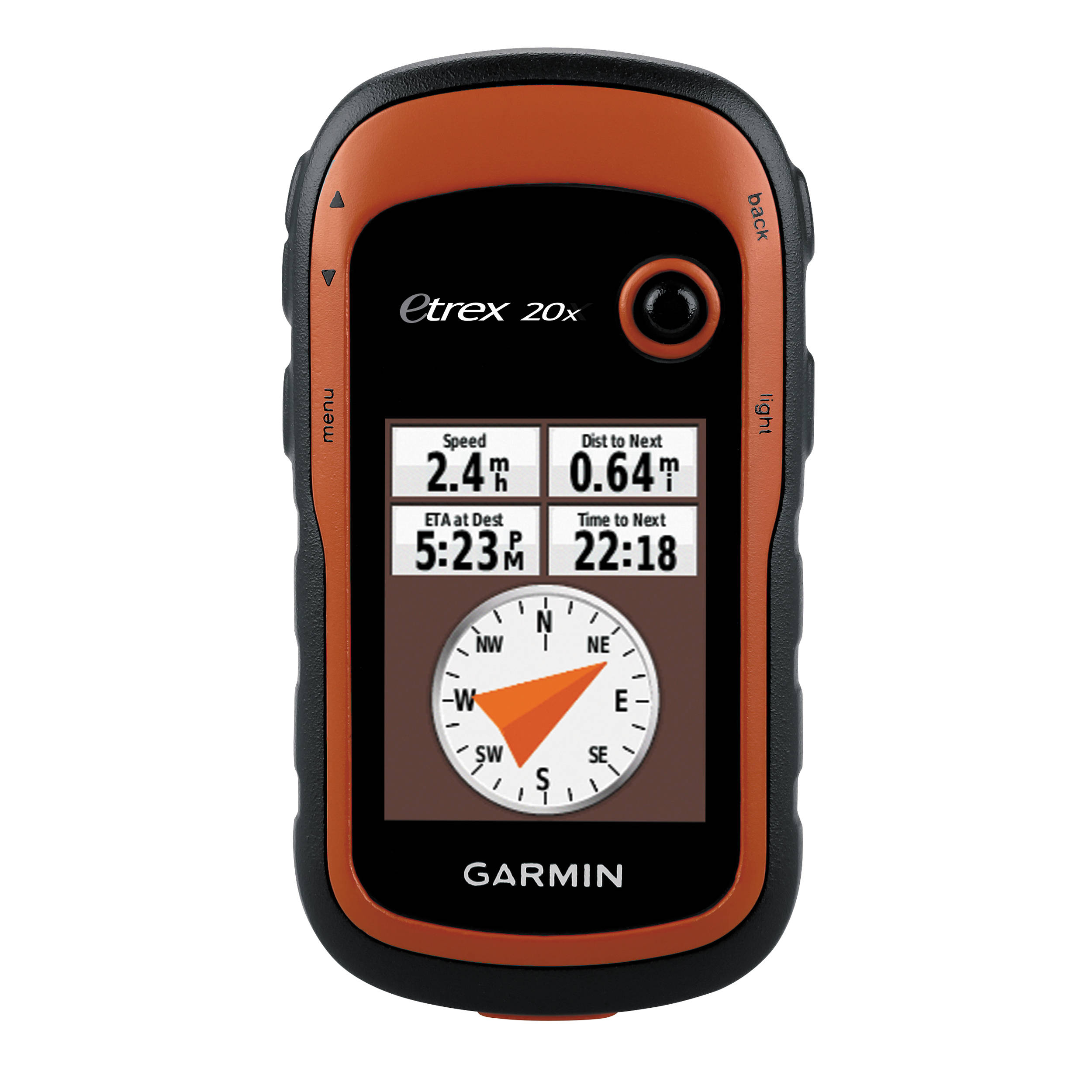 How To Use Garmin Etrex 20x