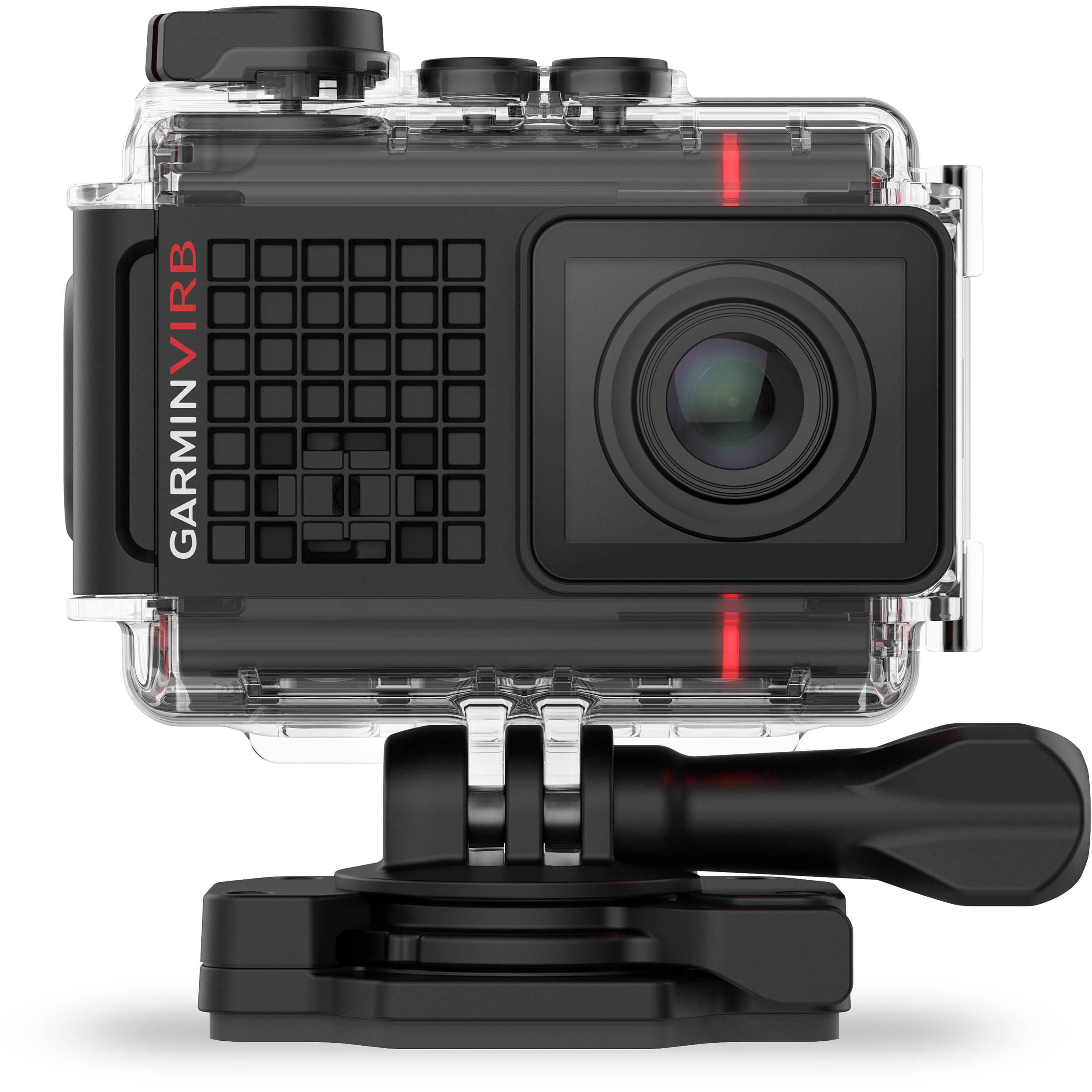 Garmin VIRB Ultra 30 Action Camera 010-01529-03 B&H Photo Video