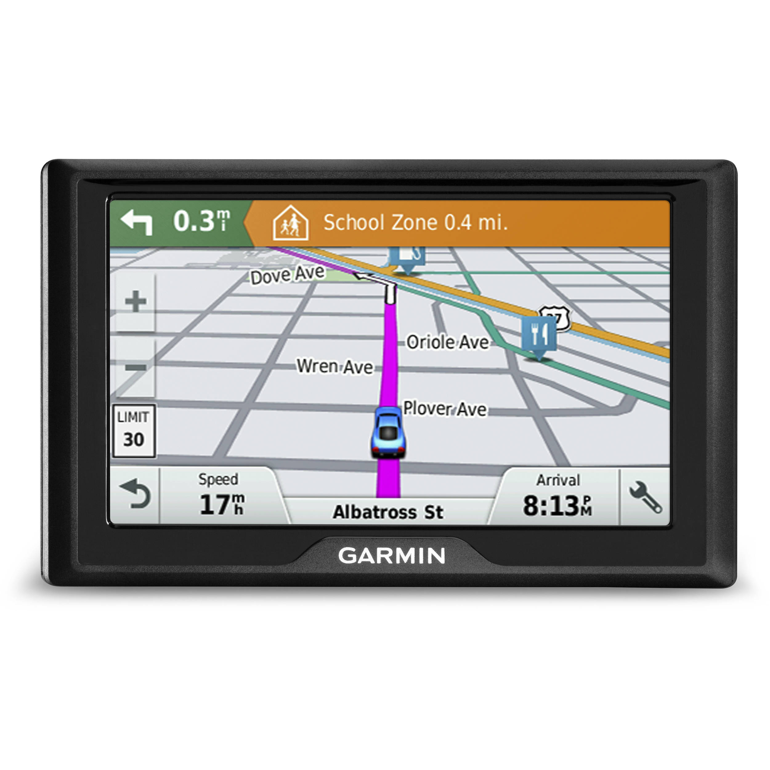 garmin drive 50 navigation system u s 010 01532 0d b h photo. Black Bedroom Furniture Sets. Home Design Ideas