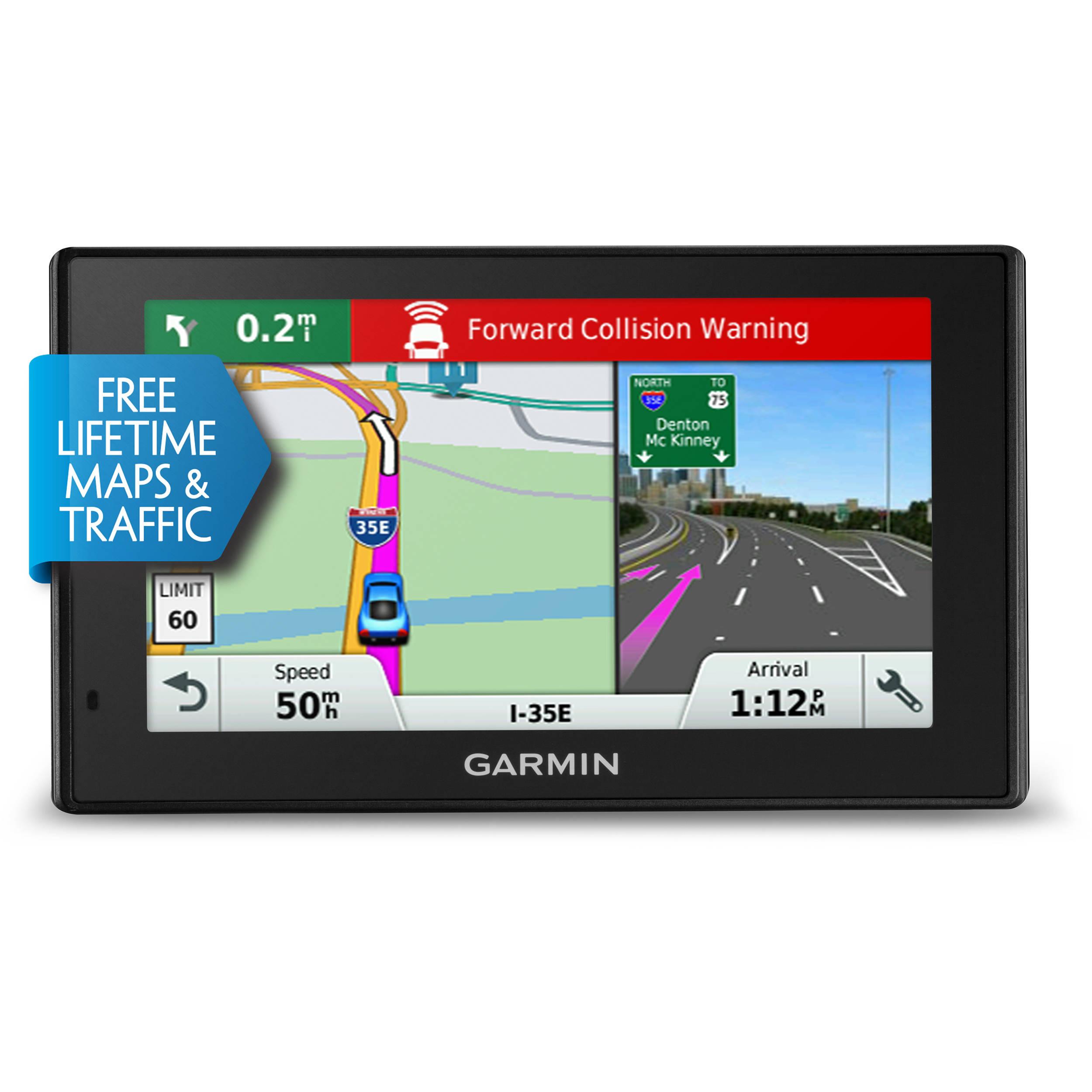 Garmin driveassist 50 lmt navigation system with dash cam
