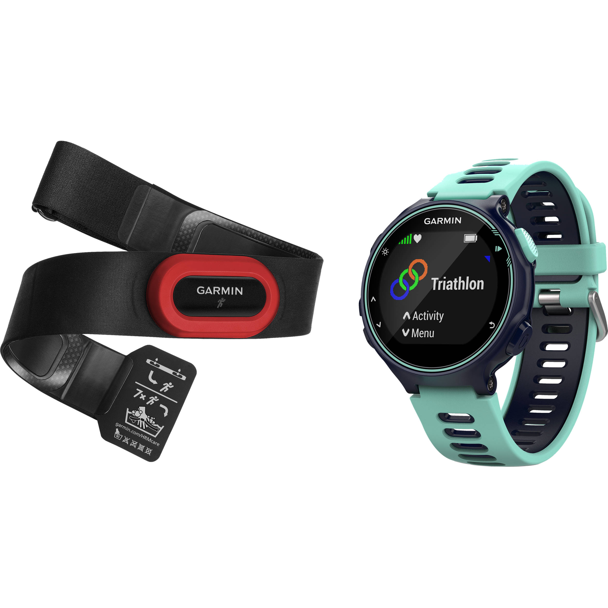 garmin forerunner 735xt sport watch with run bundle 010 01614 13. Black Bedroom Furniture Sets. Home Design Ideas