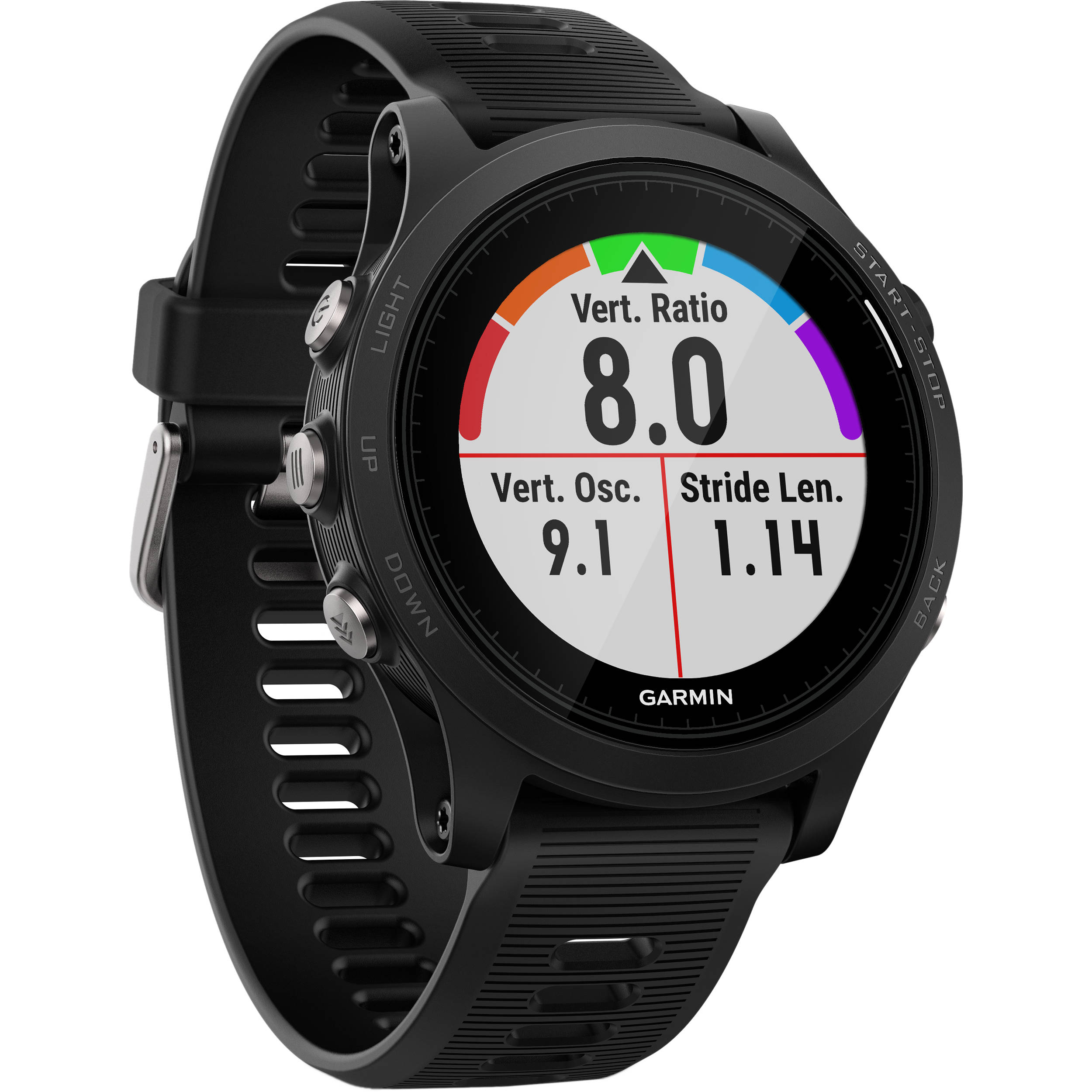 2b6100b3a Garmin Forerunner 935 Sport Watch (Black) 010-01746-00 B H Photo