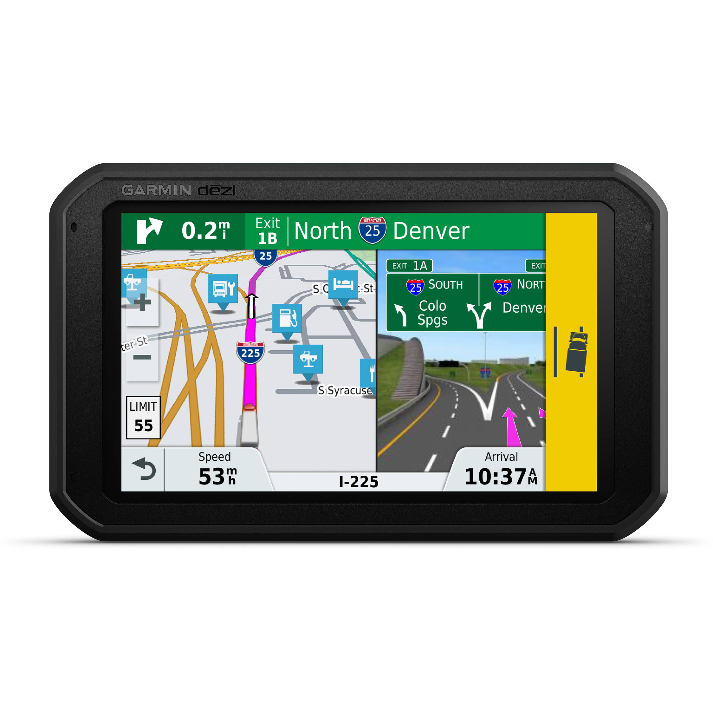 Garmin dezlCam 785 LMT-S Advanced GPS for Trucks
