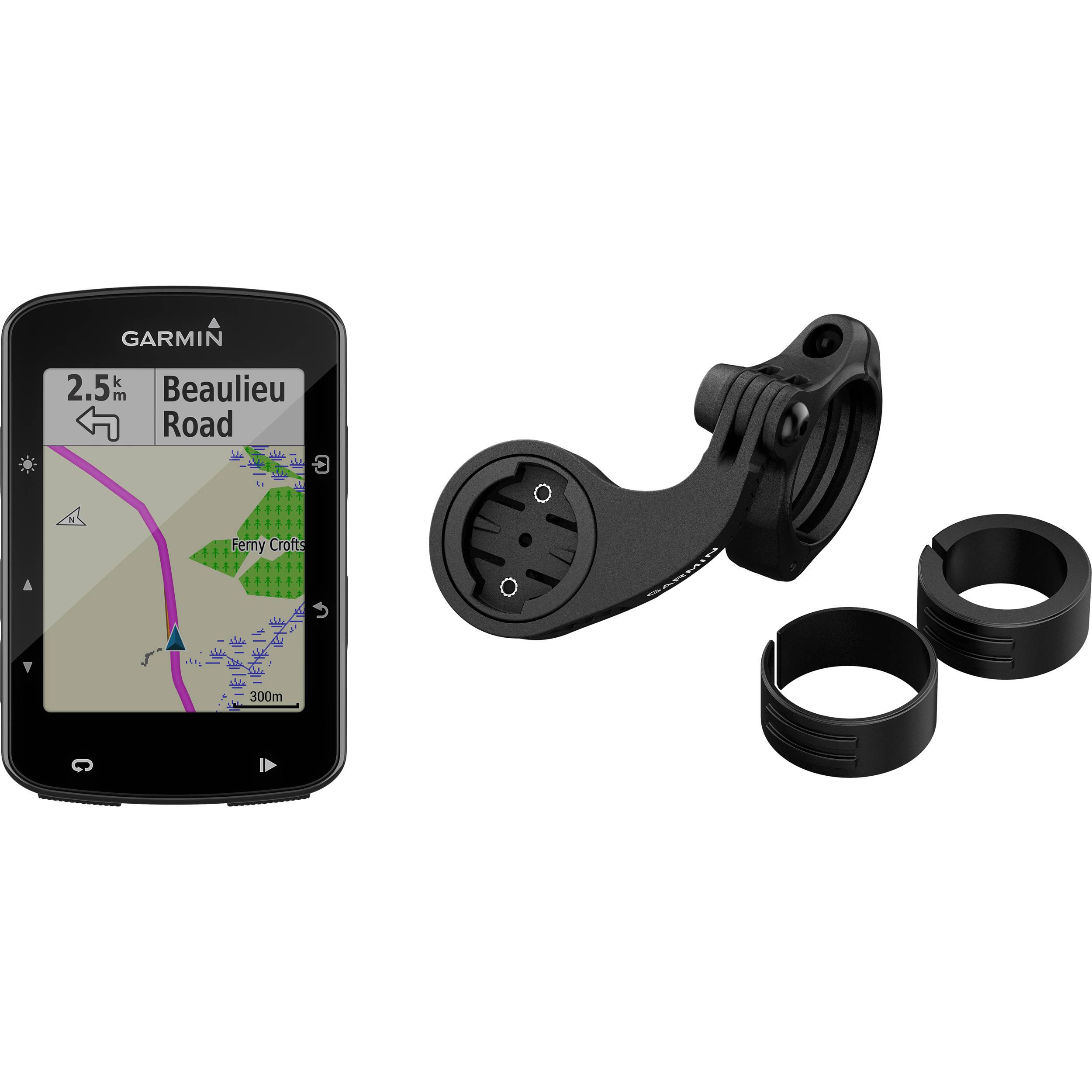 f5c77bbcff5 Garmin Edge 520 Plus GPS/GLONASS Cycling Computer Mountain Bike Bundle