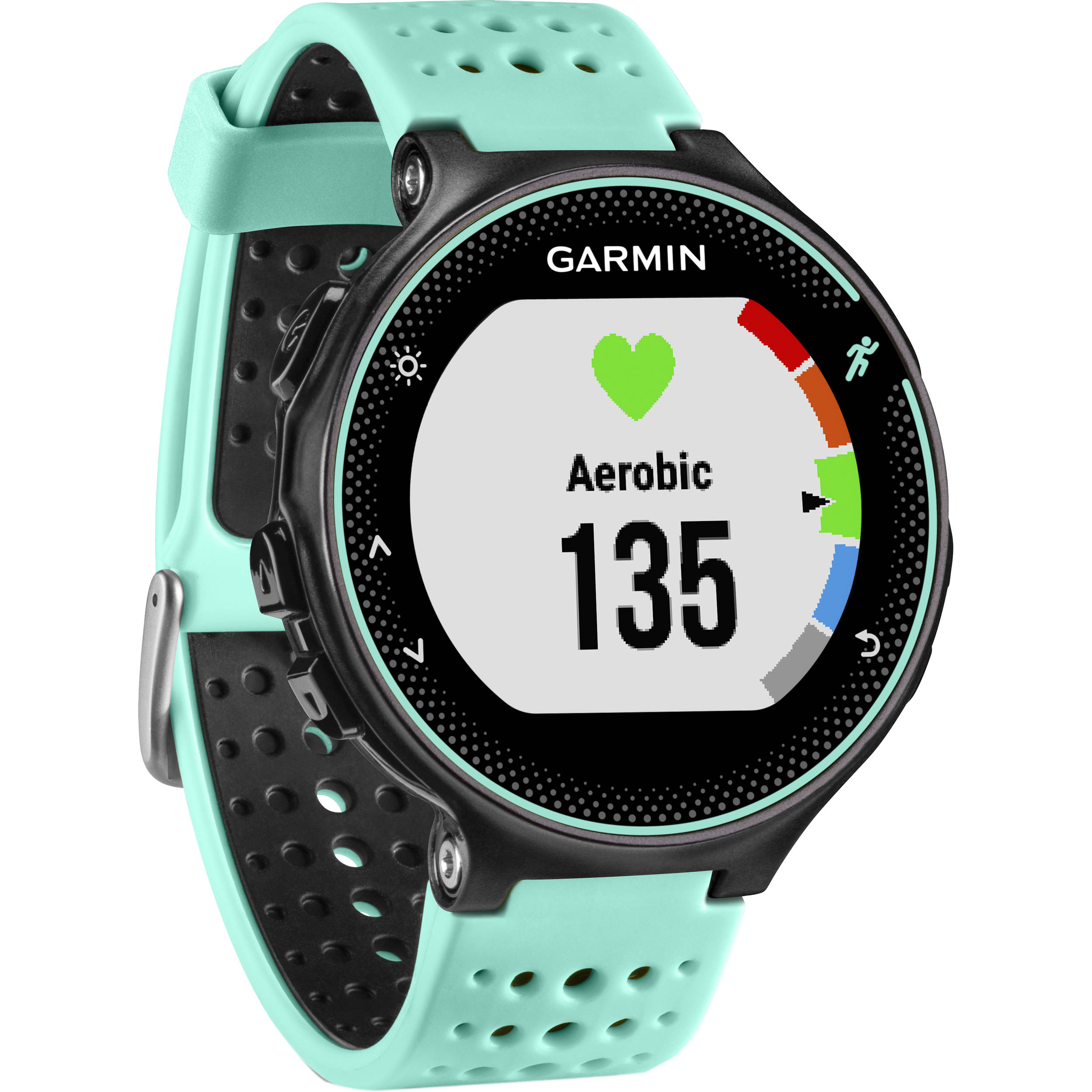 Garmin forerunner 235 gps running watch 010 03717 48 b h photo for Watches garmin
