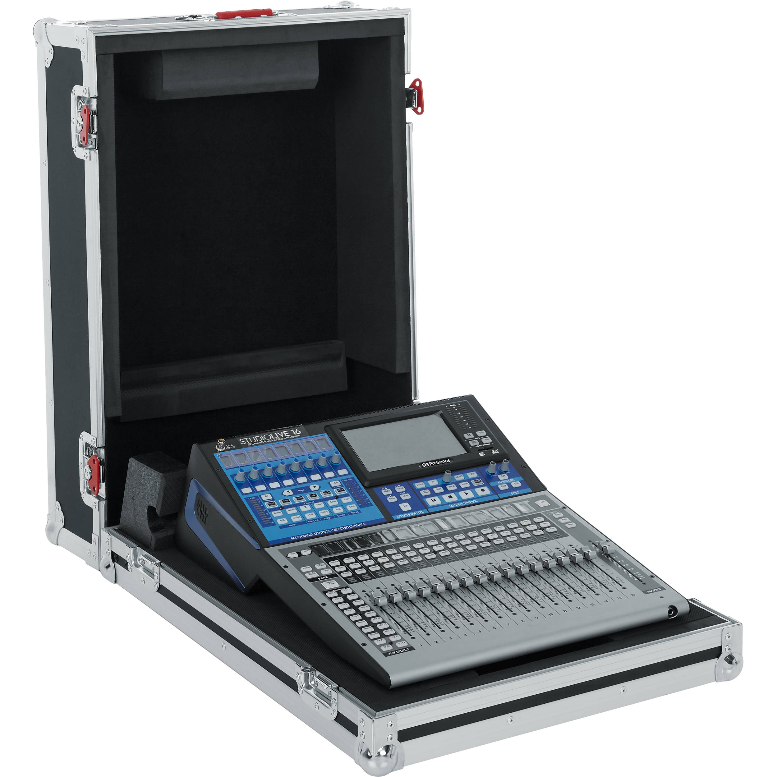 Mixers & Accessories Gator Cases G-TOUR Series ATA Style Road Case ...