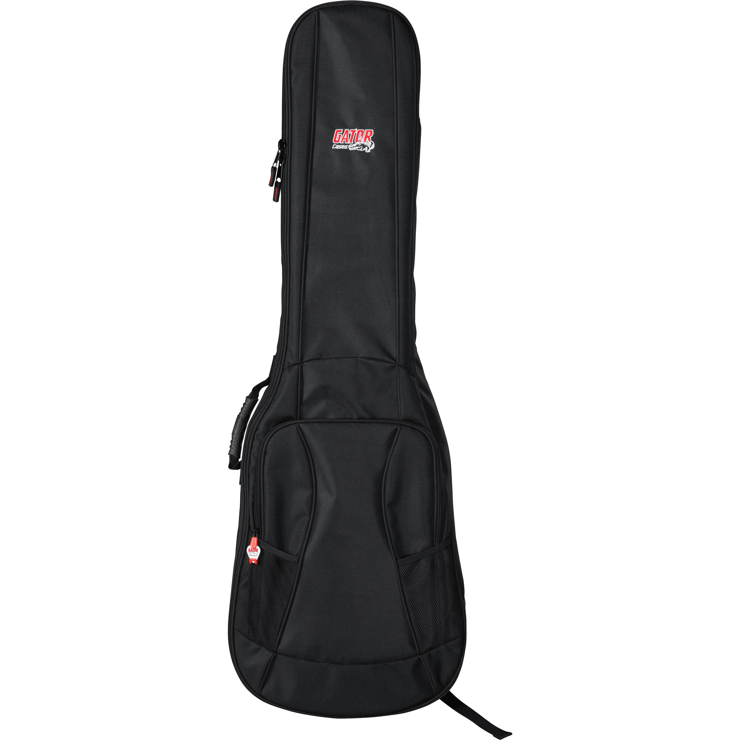 Gator Cases Gb 4g Bass Style Gig Bag For Guitars