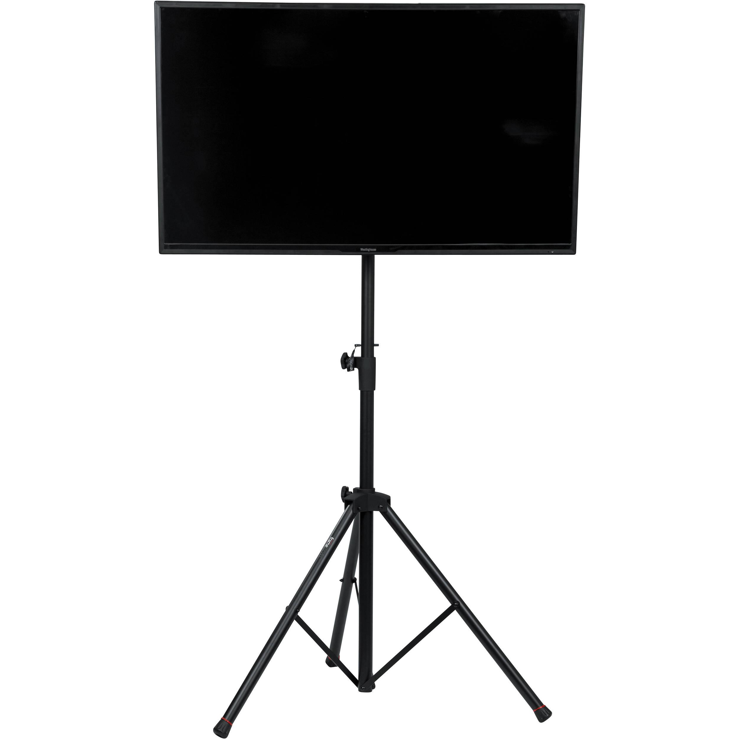 Gator Cases Frameworks Standard Tripod LCD LED Stand