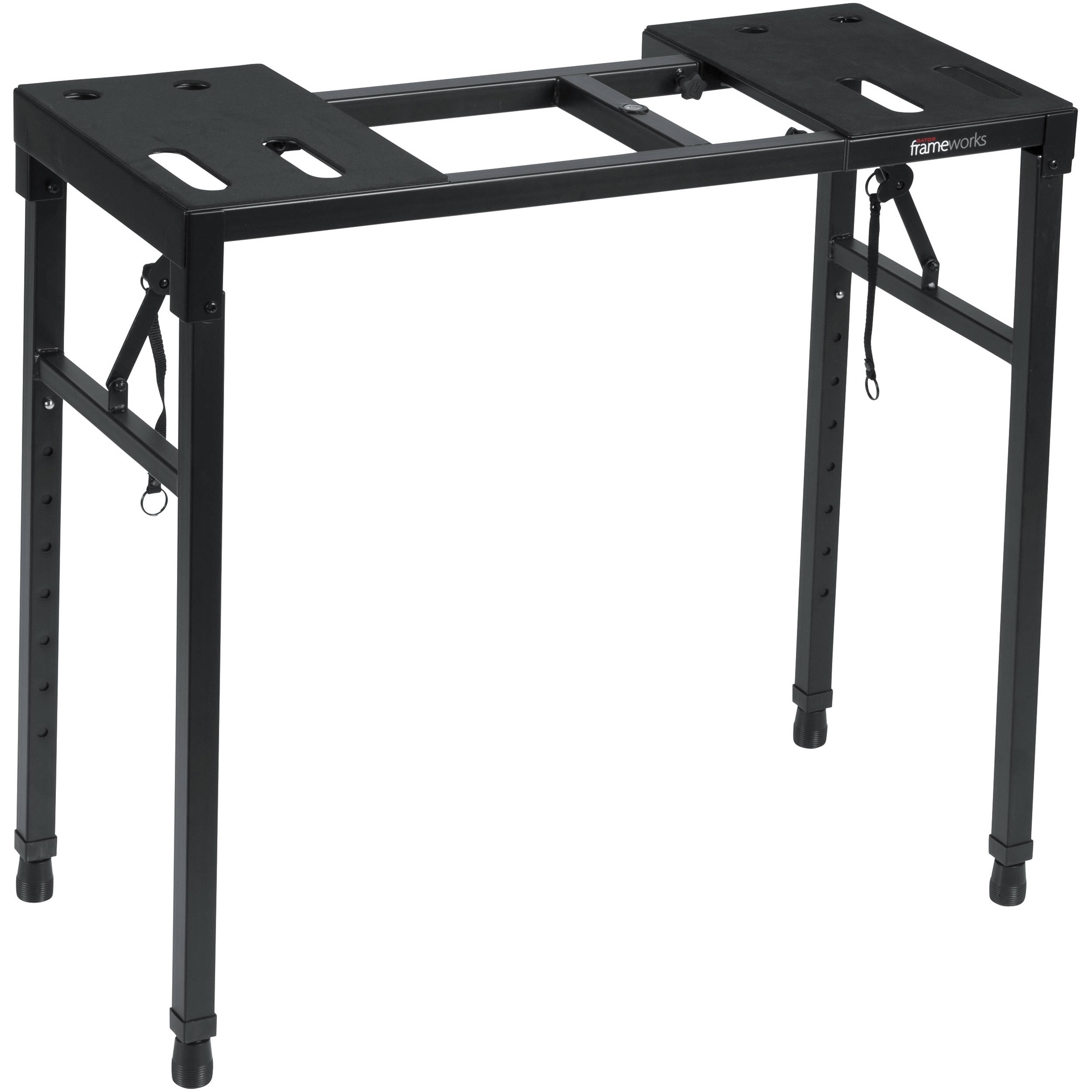 Gator Cases Frameworks Heavy Duty Keyboard Table Gfw