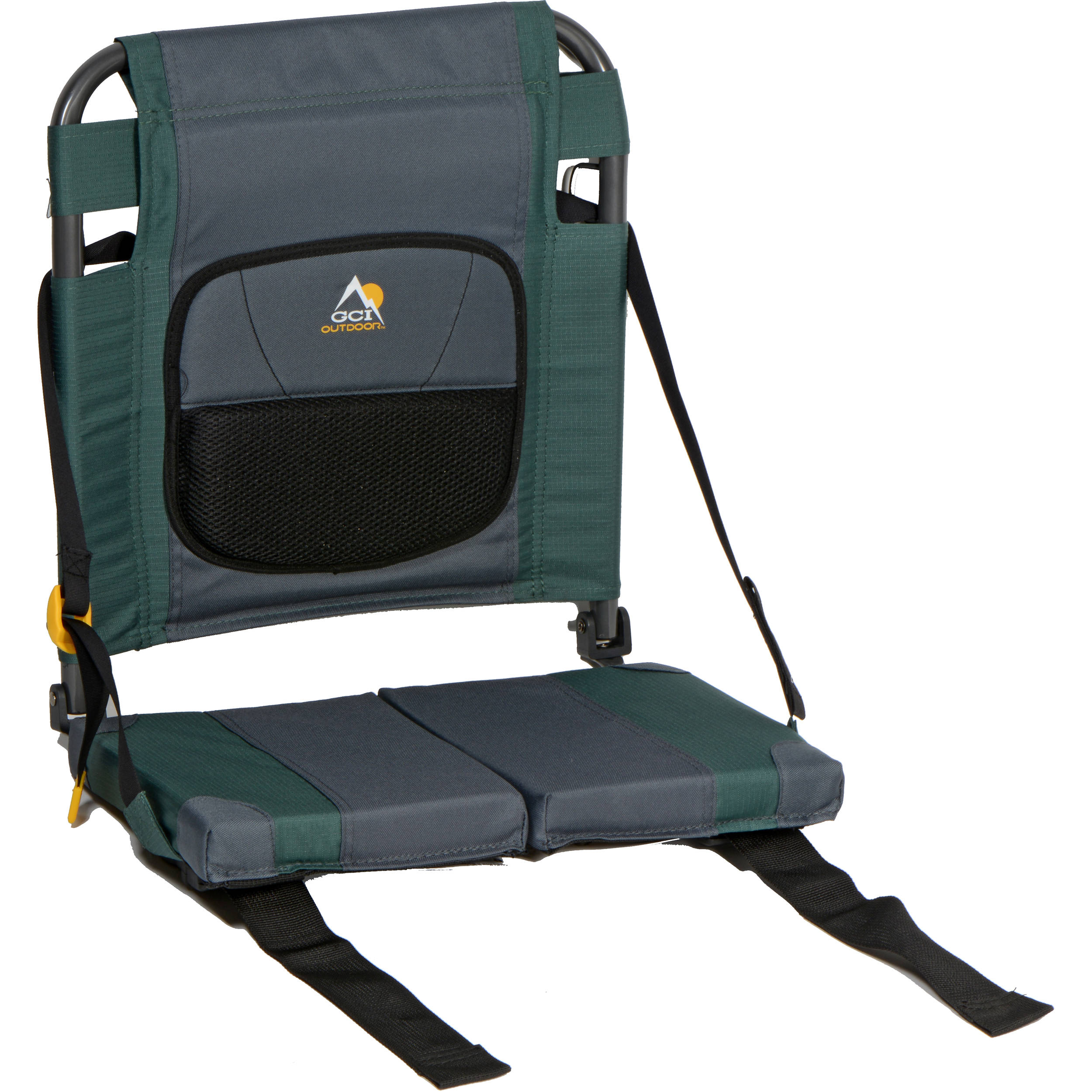 Gci Outdoor Sitbacker Canoe Seat Hunter 21012 B Amp H Photo
