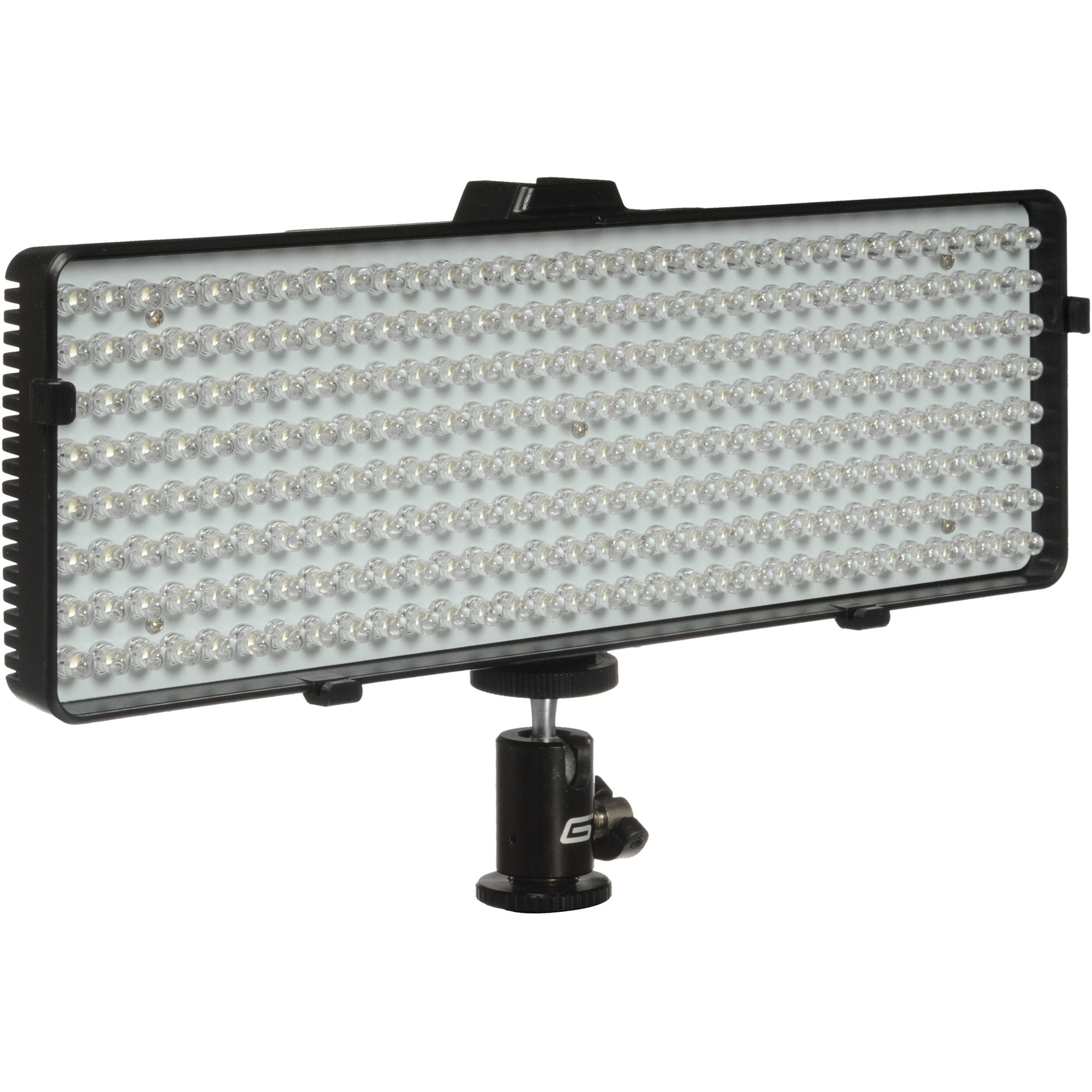 Genaray LED-7500T 320 LED Variable-Color On-Camera LED