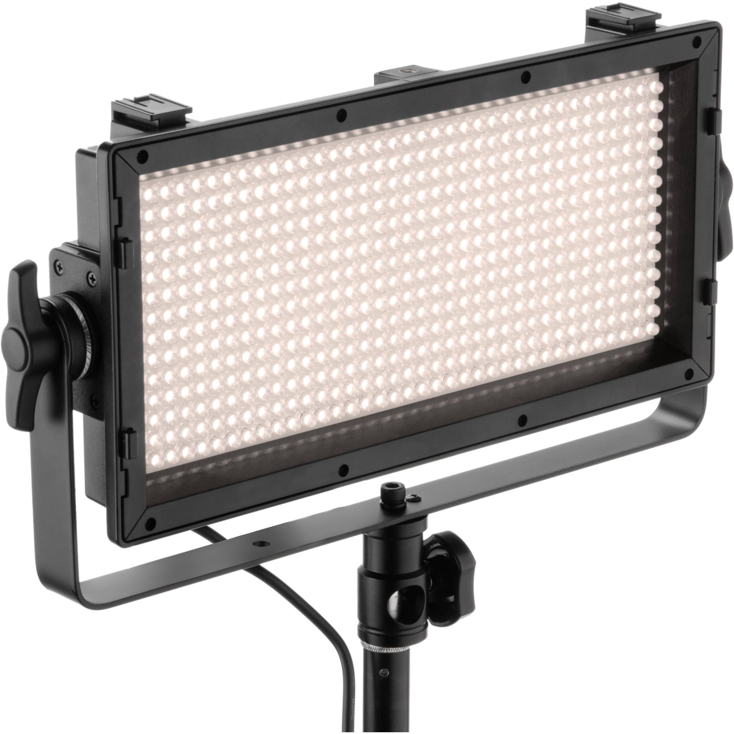 Genaray Spectroled Essential 500 Bi Color Led Light Sp E 500b