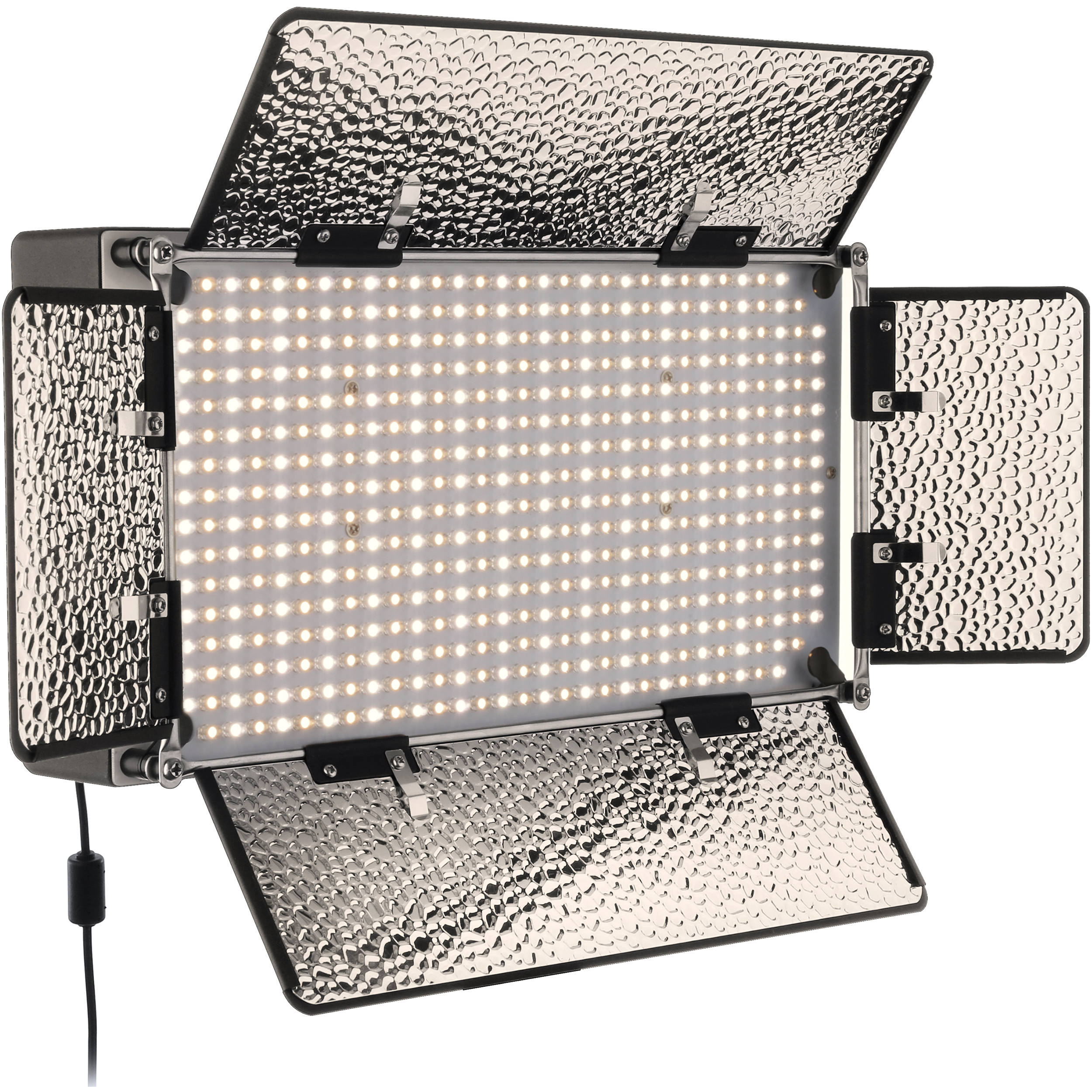 Genaray spectroled studio 500 bi color led light sp s 500b bh genaray spectroled studio 500 bi color led light arubaitofo Images