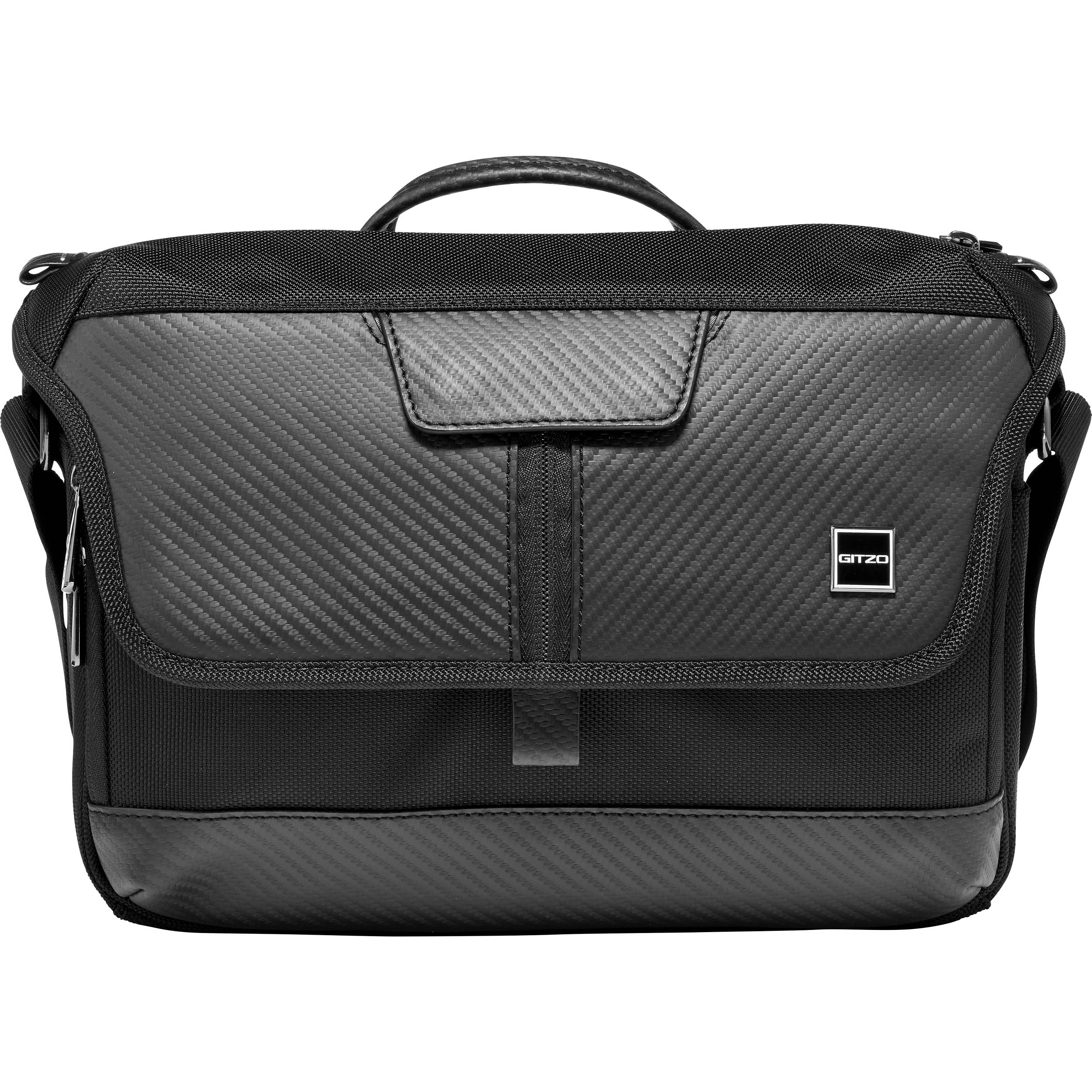 Gitzo Century Camera Compact Messenger Bag Black
