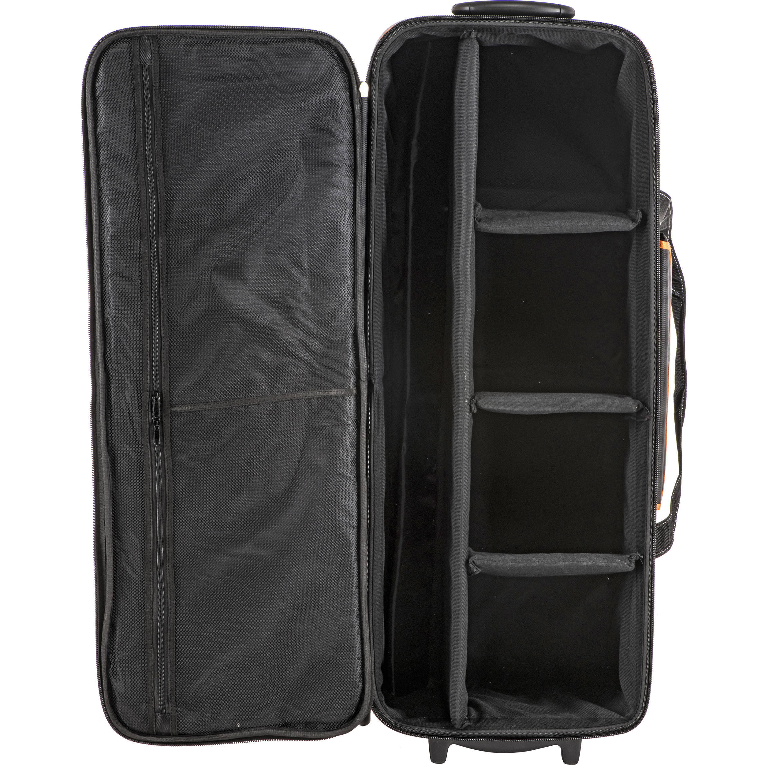 Ox Cb 06 Hard Carrying Case With Wheels