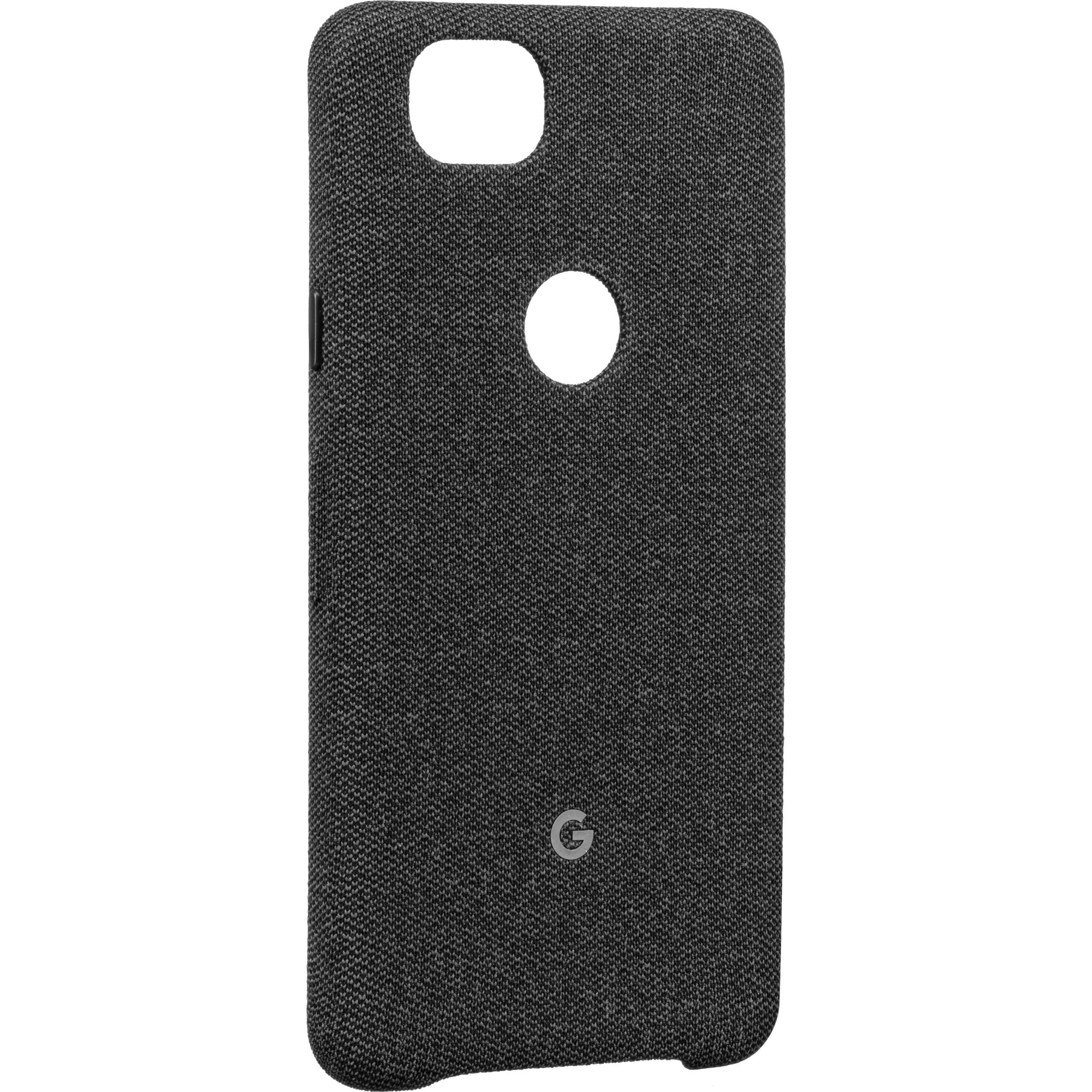 best service 153ec f51b6 Google Pixel 2 Fabric Case (Carbon) GA00159 B&H Photo Video