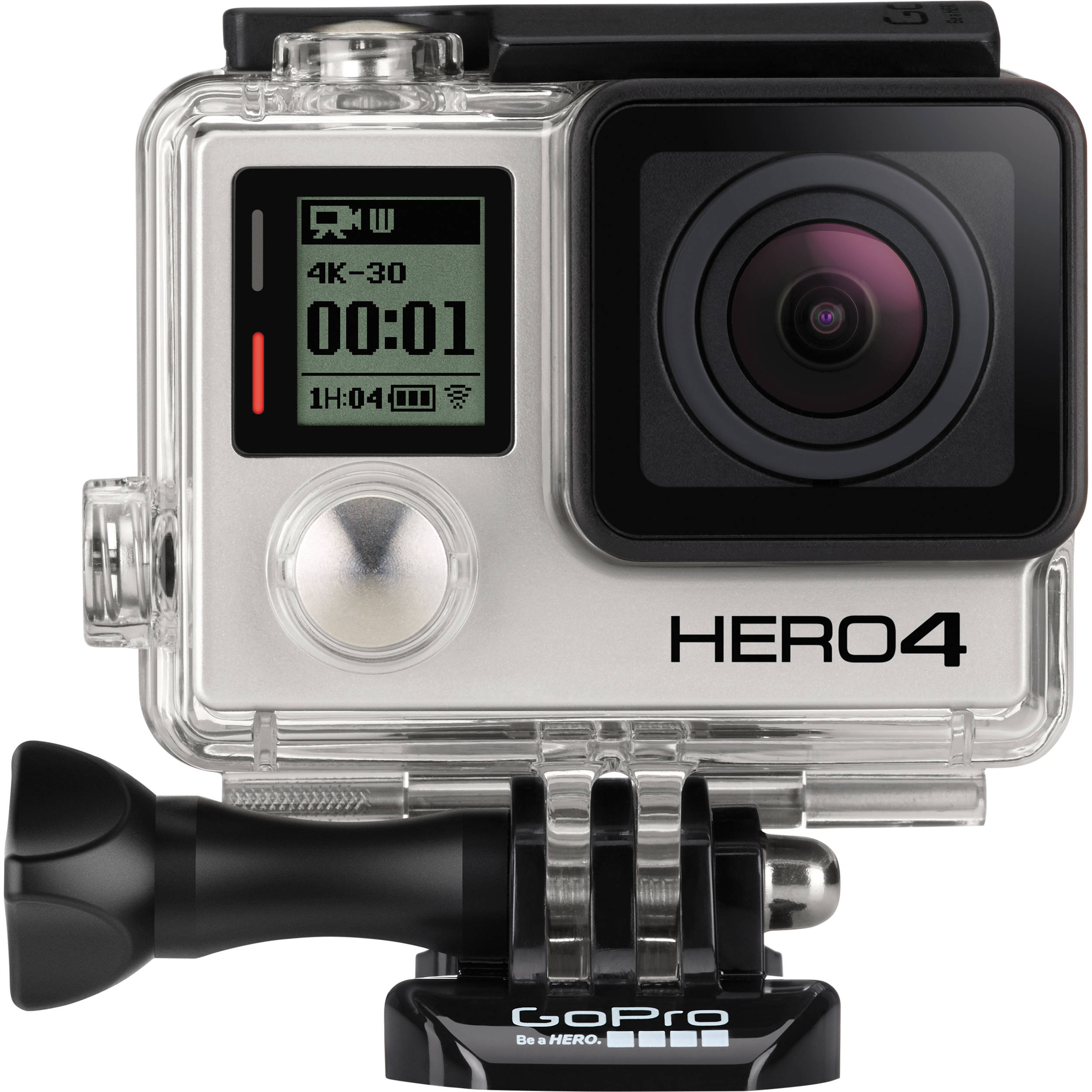 GoPro HERO 4 Black CHDHX401 HERO4 at Bamp;H Photo