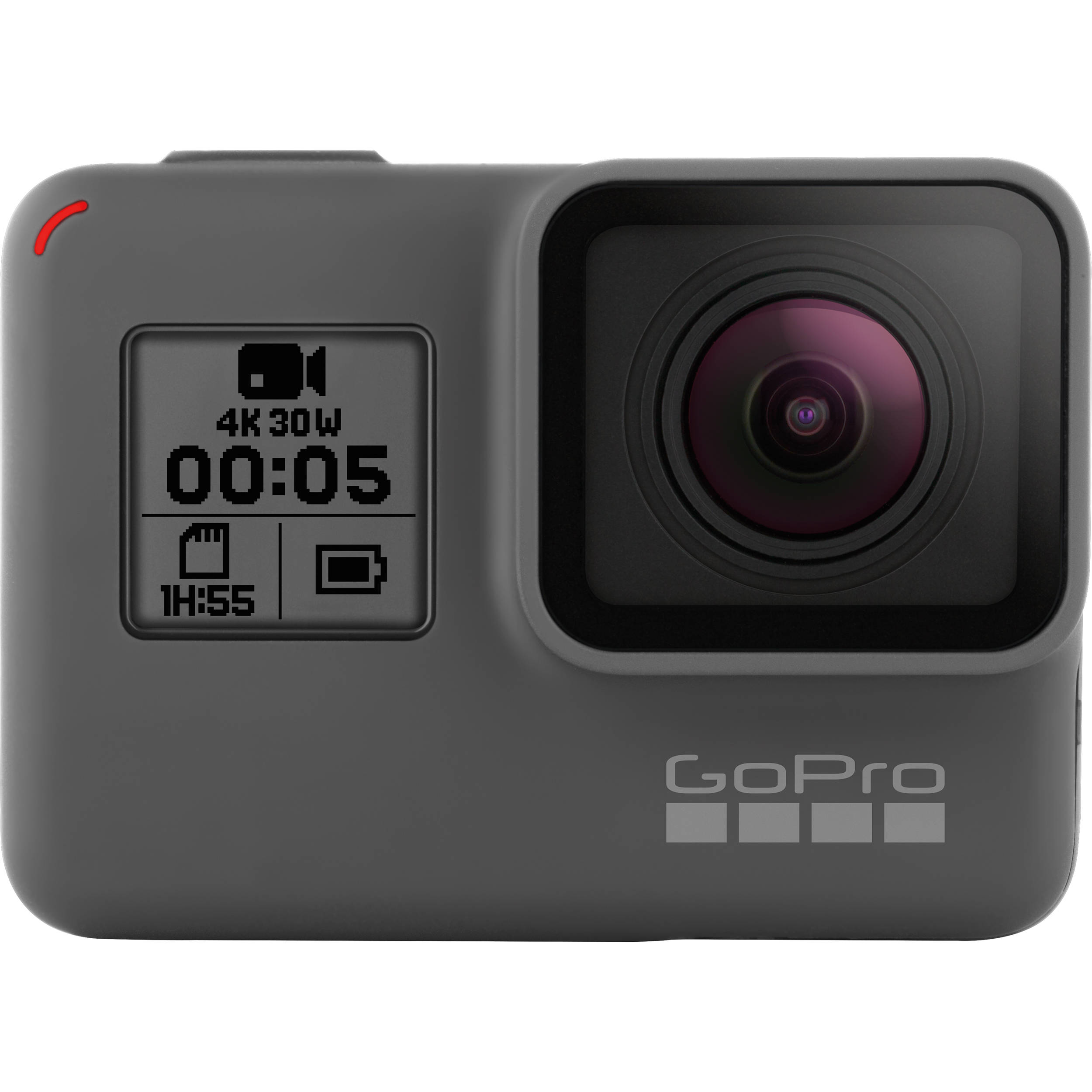 gopro hero5 black chdhx 502 b h photo video. Black Bedroom Furniture Sets. Home Design Ideas