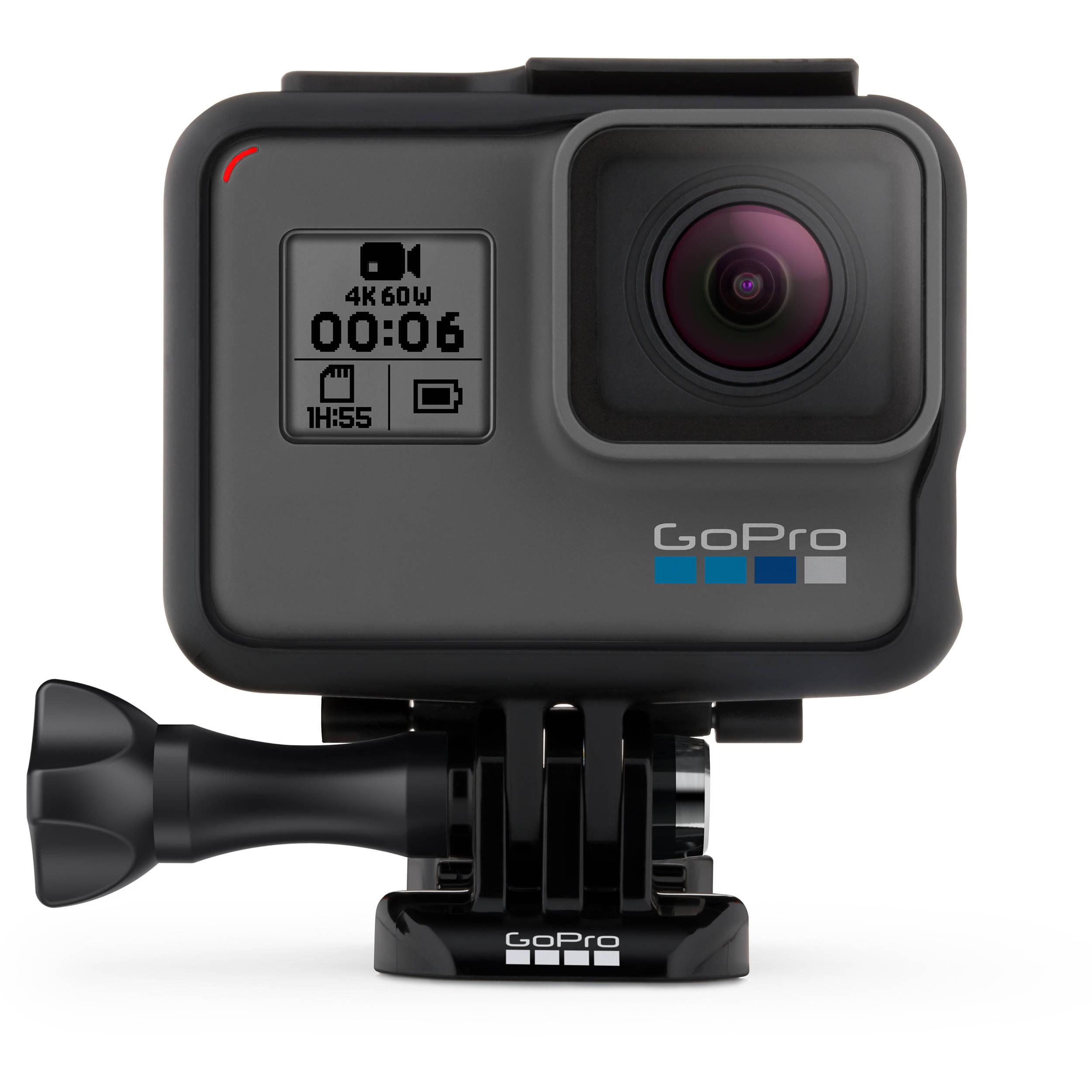GoPro HERO6 Black CHDHX-601 B H Photo Video 8564a8937ec9