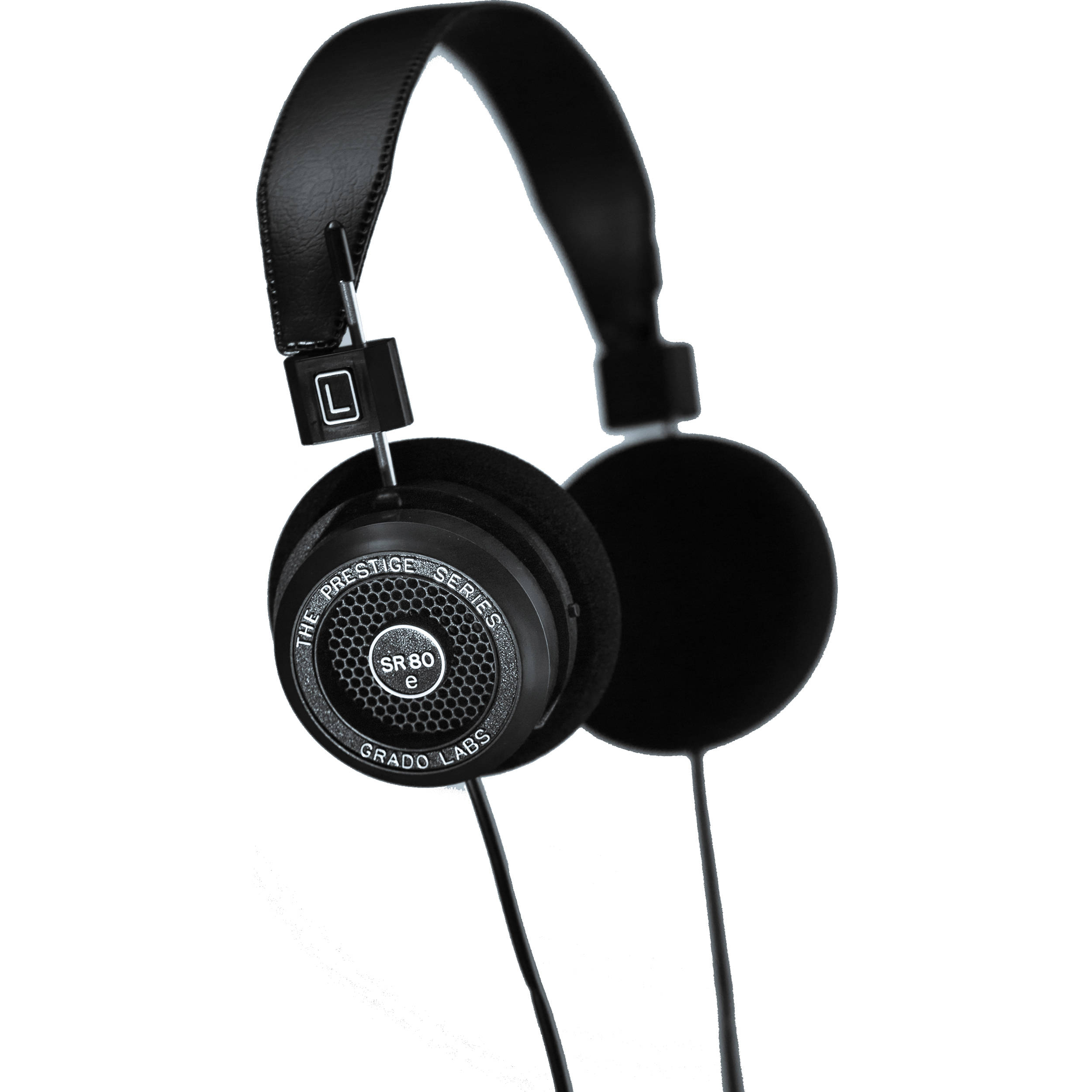 9e73e466e64 Grado Prestige Series SR80e Headphones (Black) SR 80E B&H Photo