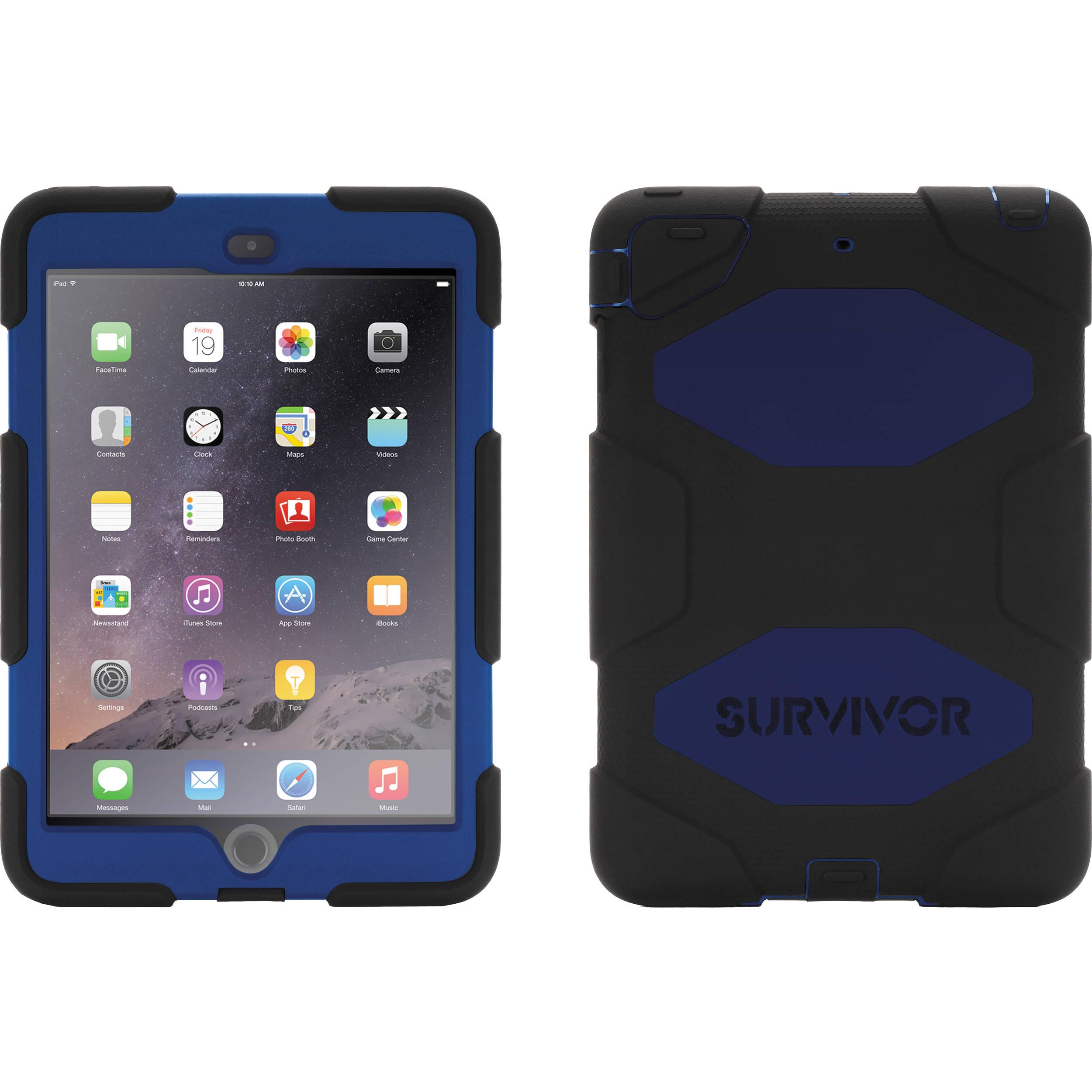 Griffin Technology Survivor Case for iPad mini, iPad GB35921-3