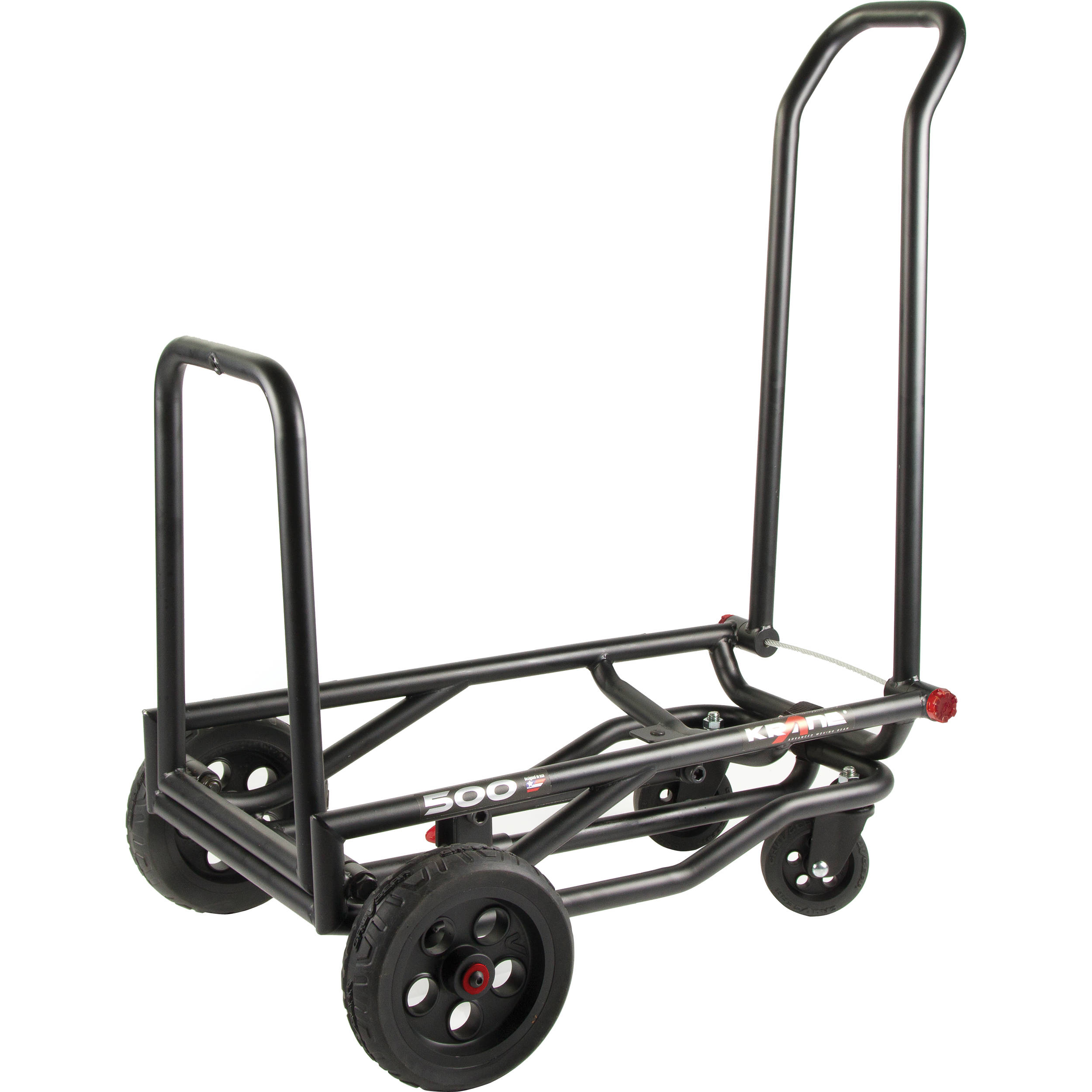 krane amg500 convertible hand truckplatform cart - Convertible Hand Truck