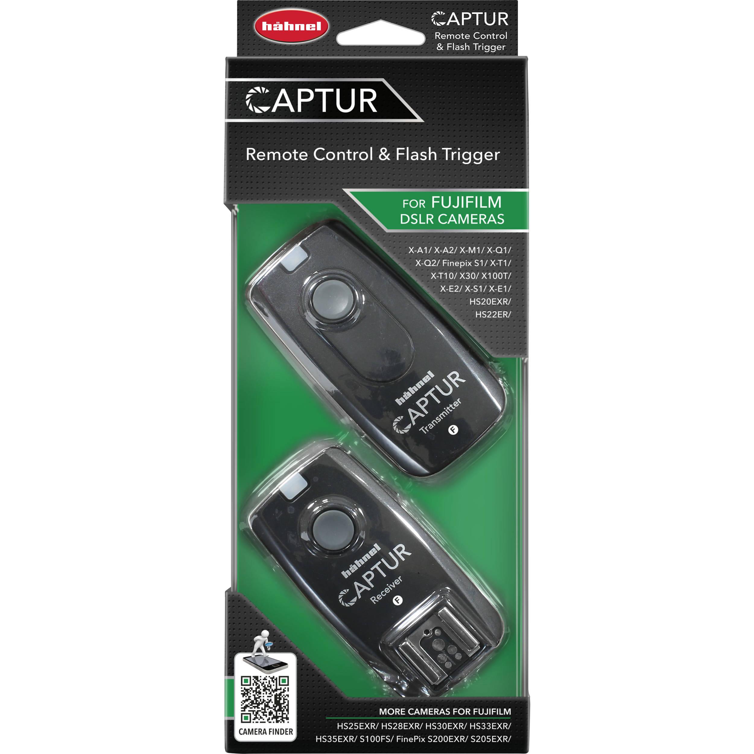 Hahnel Captur Remote Control And Flash Trigger Hl F Bh Blb M2 M3 Printed Circuit Board Pc Boards Shop For Fujifilm Cameras