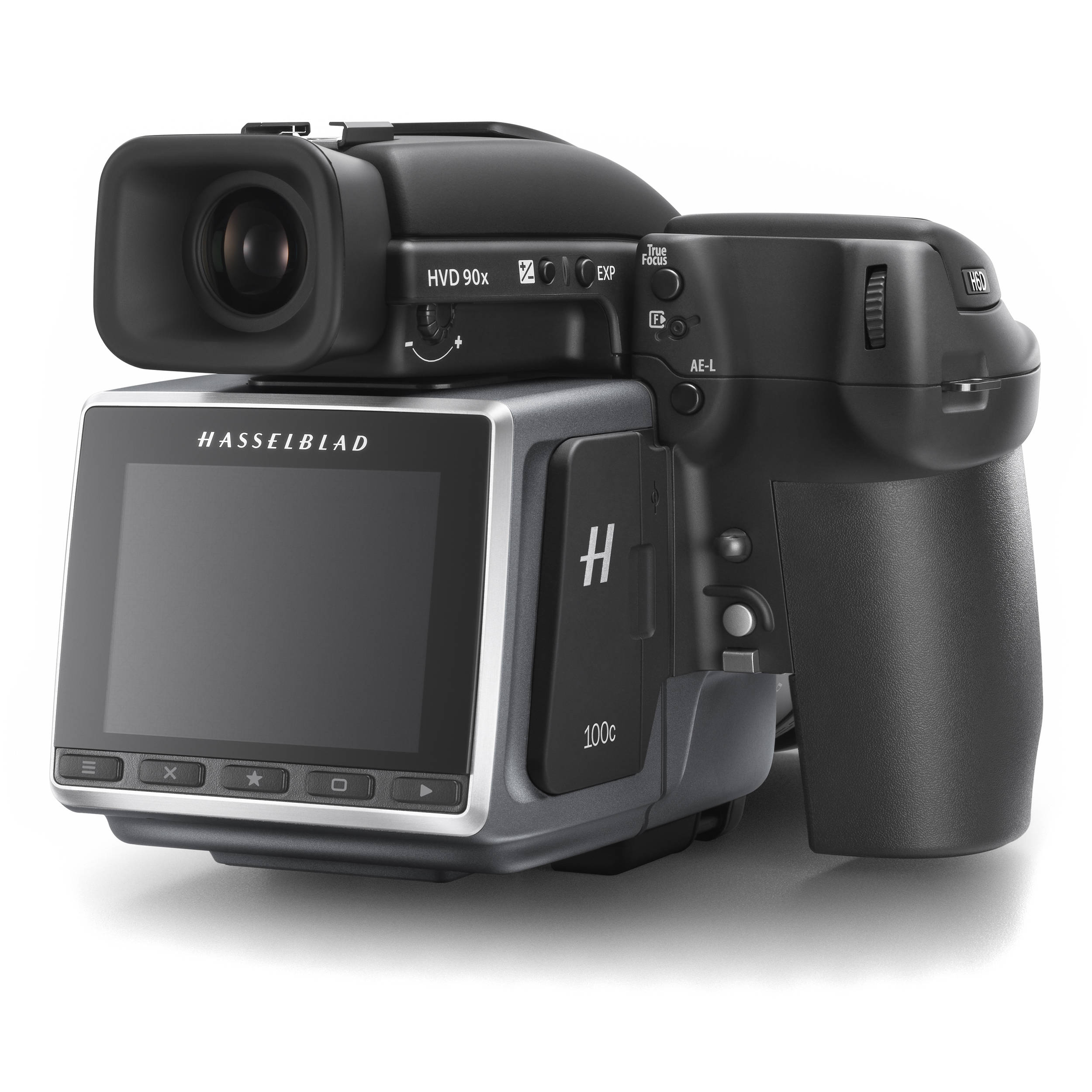 Hasselblad H6D-100c Medium Format DSLR Camera H-3013747 B&H