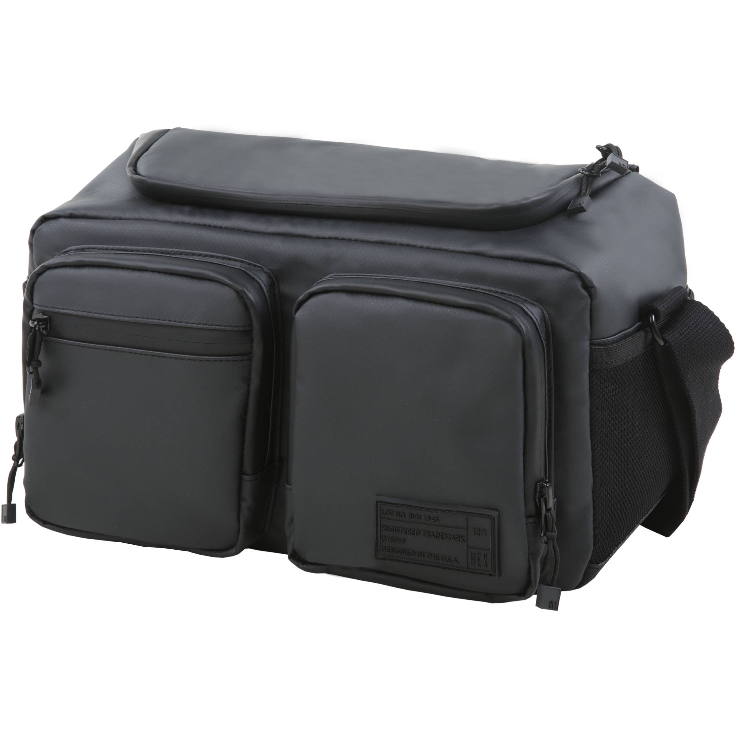 Hex Raven Mirrorless Bag Black