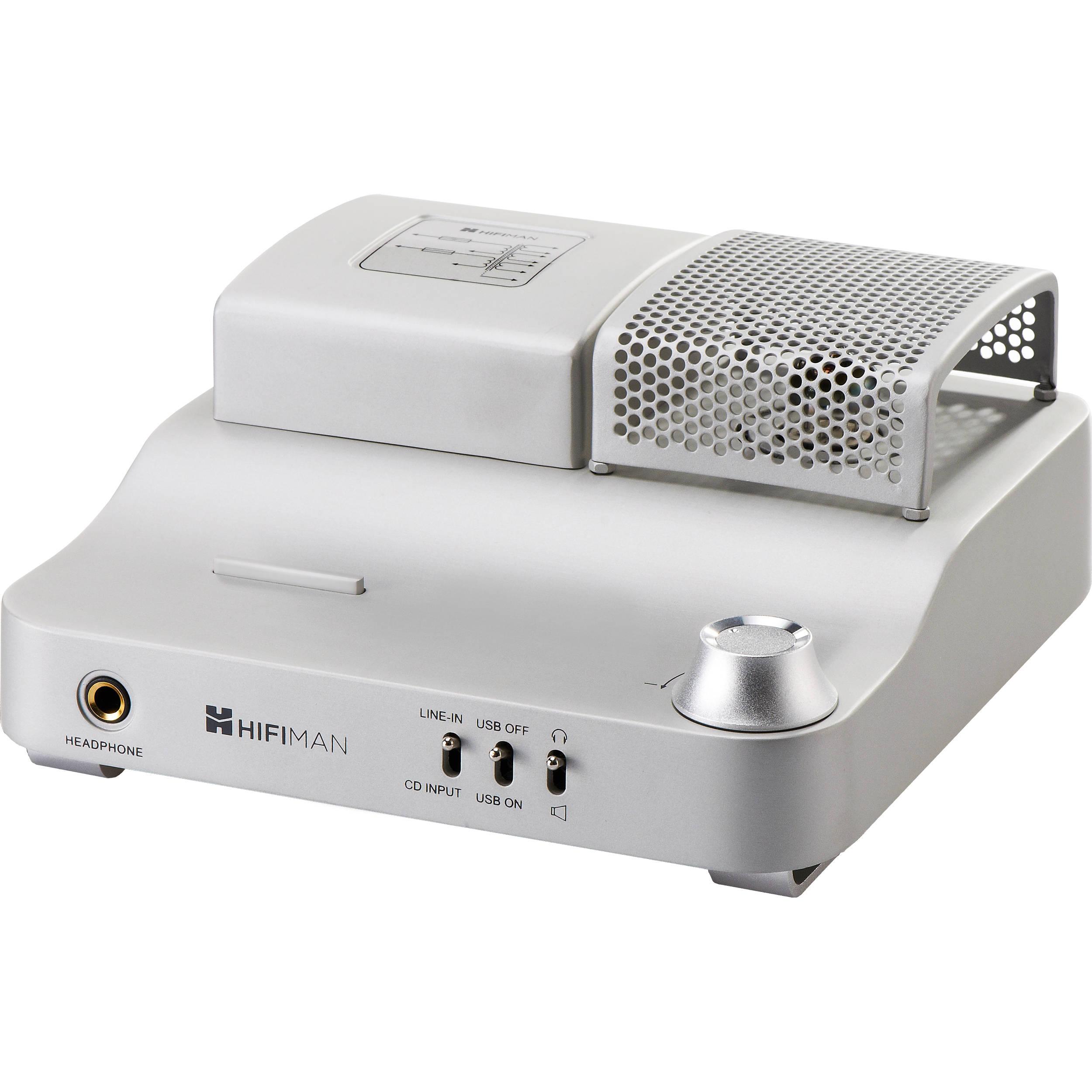 Hifiman Ef100 Hybrid Headphone Amplifier Bh Photo Video Hi Fi
