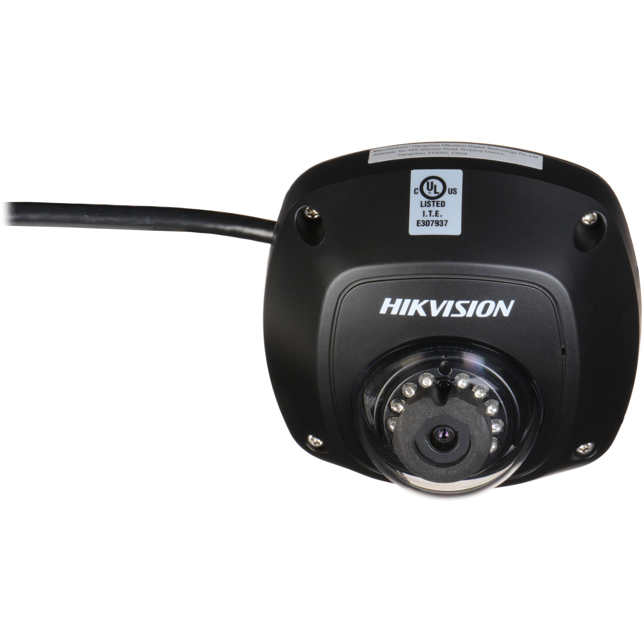 hikvision mini dome