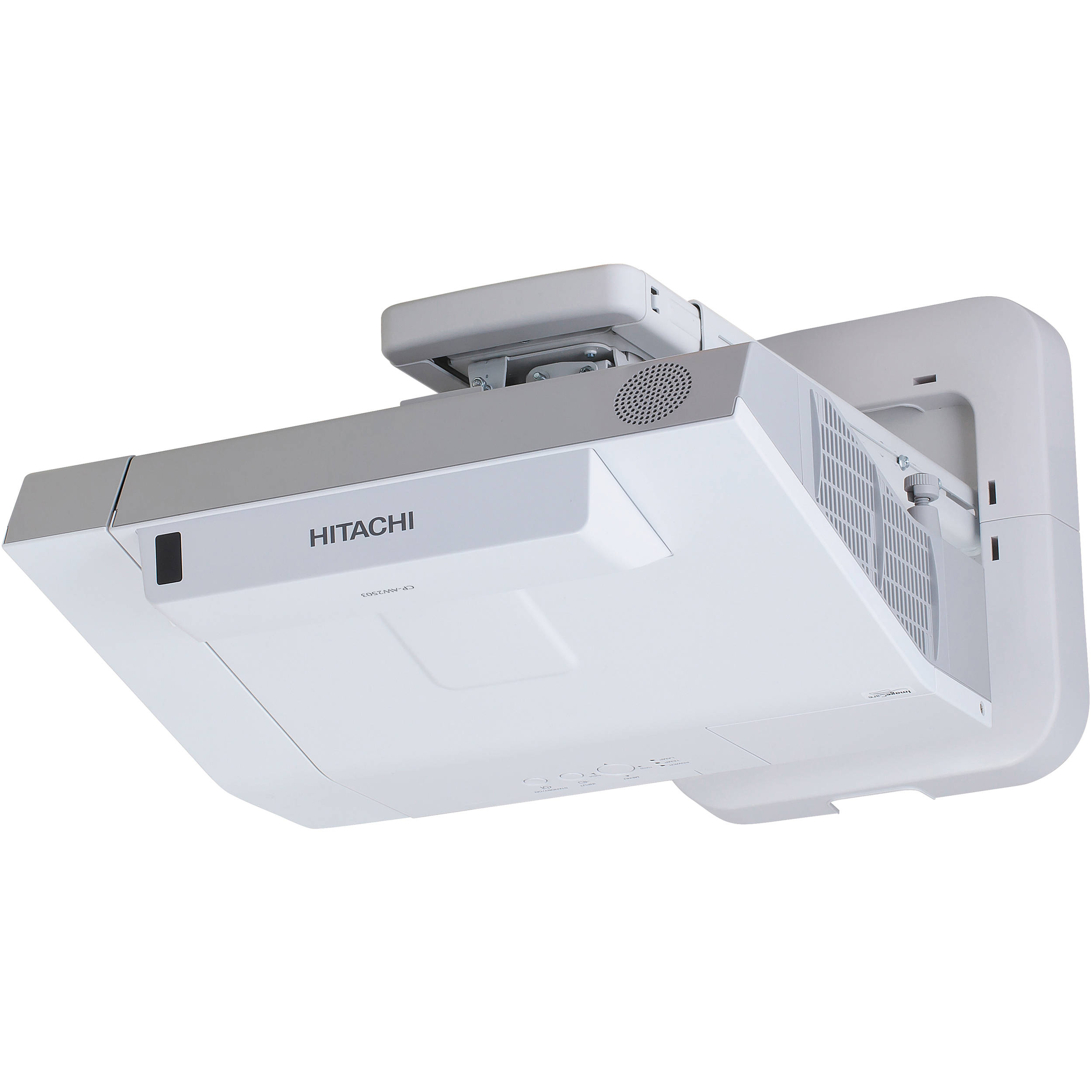 Hitachi Cp Aw2503 Ultra Short Throw 3lcd Projector Cp