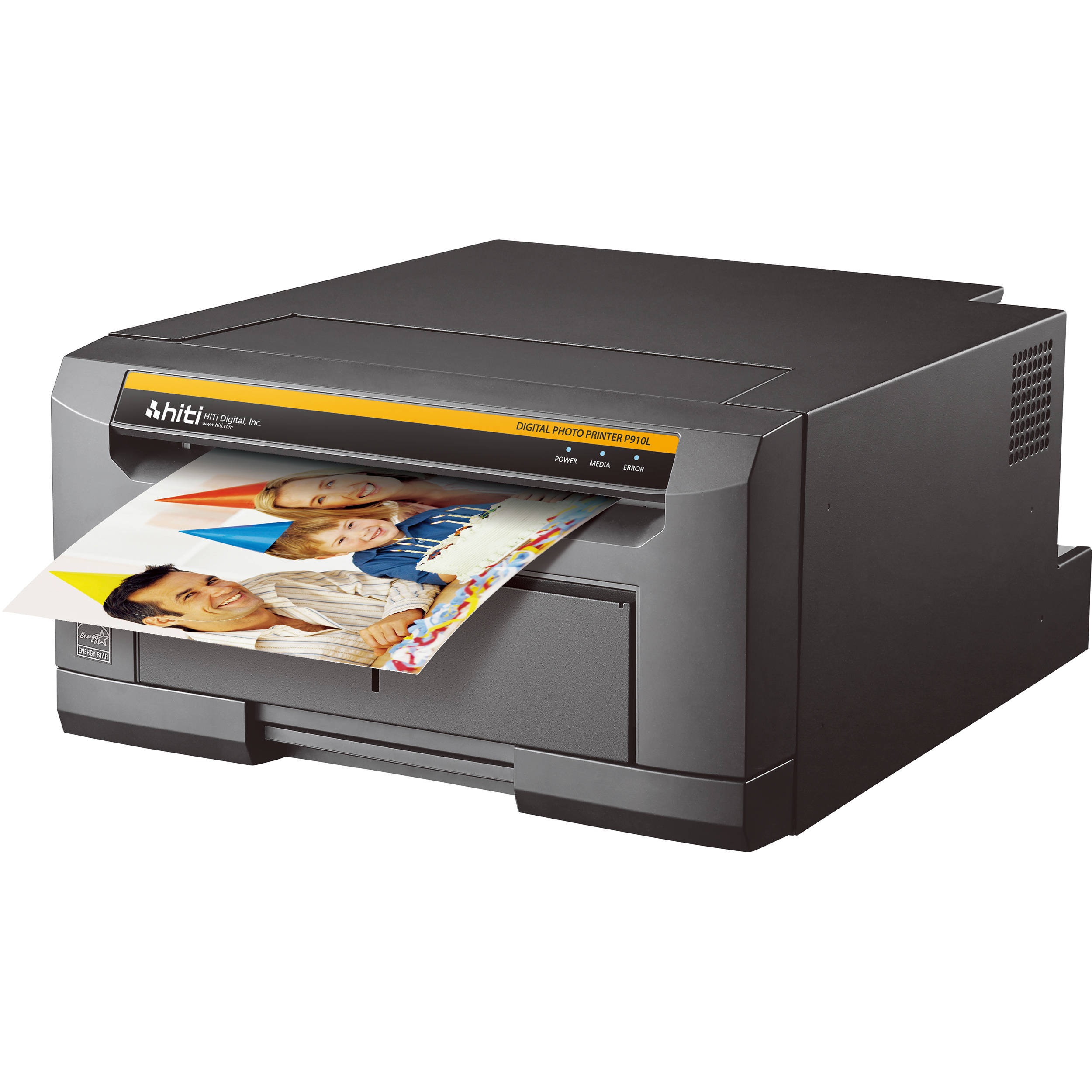 Hiti P910l Dye Sub Color Roll Photo Printer 88d223400a Bh