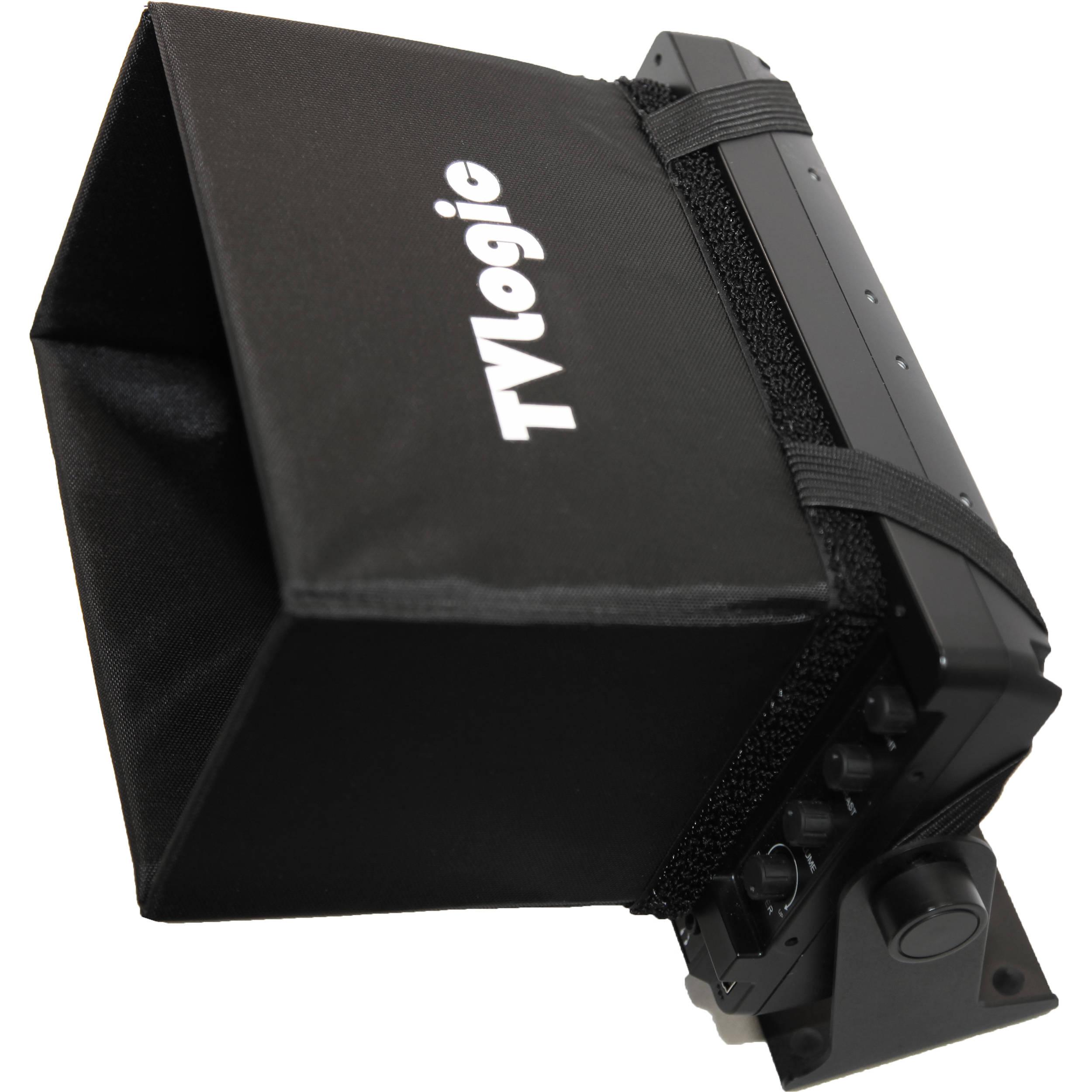 Hoodman Sun Hood For Tvlogic 7 Quot Camera Monitors Tl74