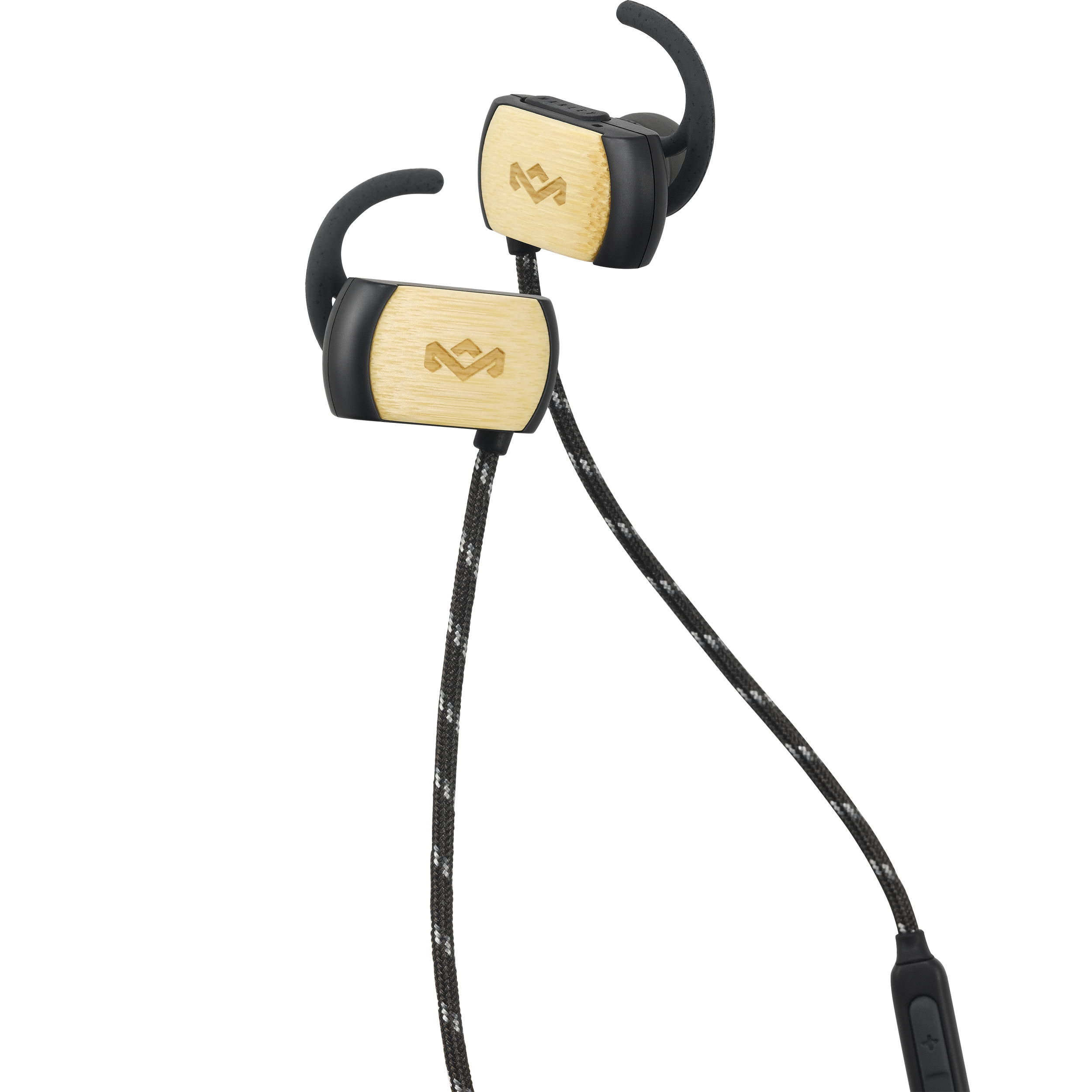 House Of Marley Voyage BT In Ear Bluetooth Headhones (Black)