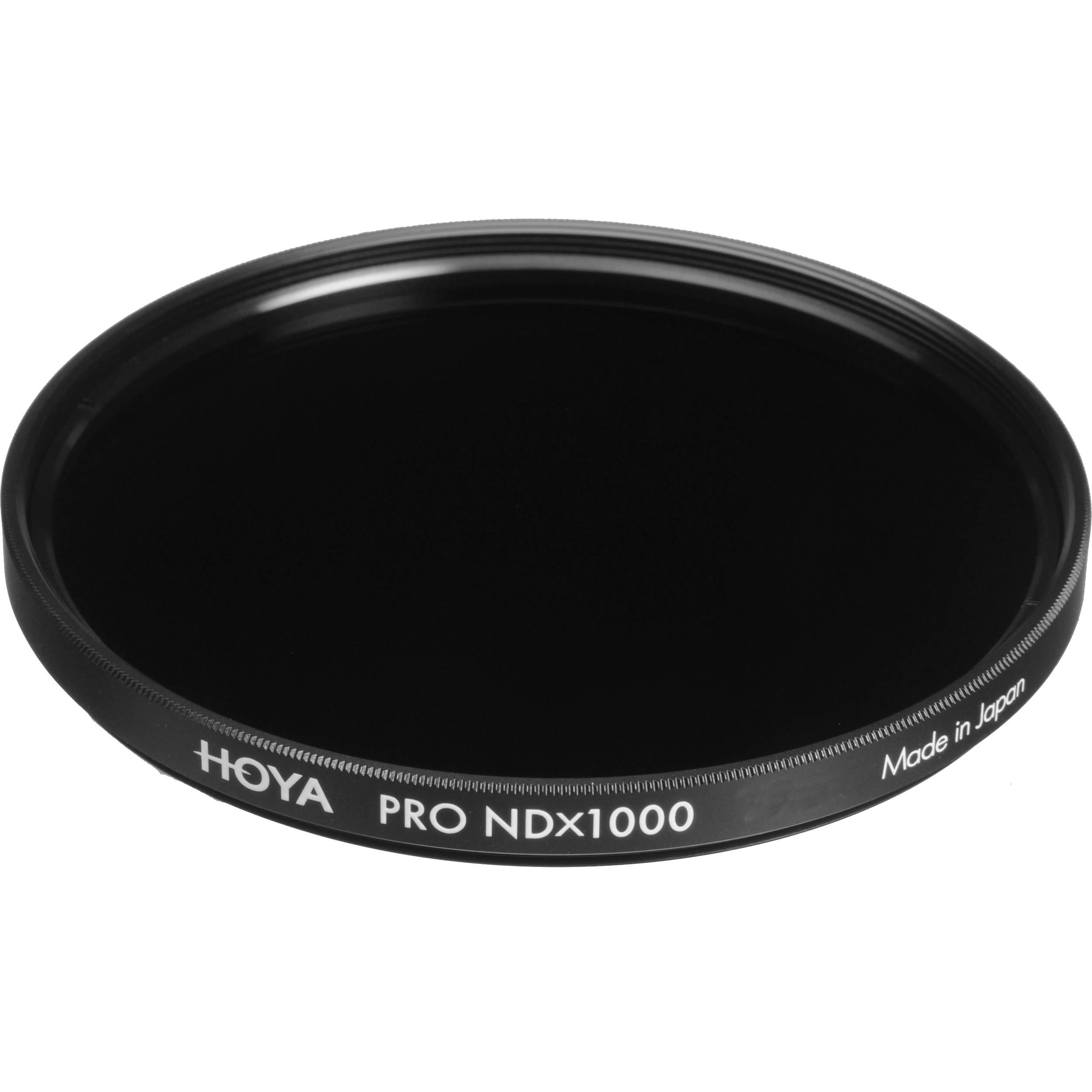 Hoya Filters Logo Hoya 77mm Prond1000 Filter