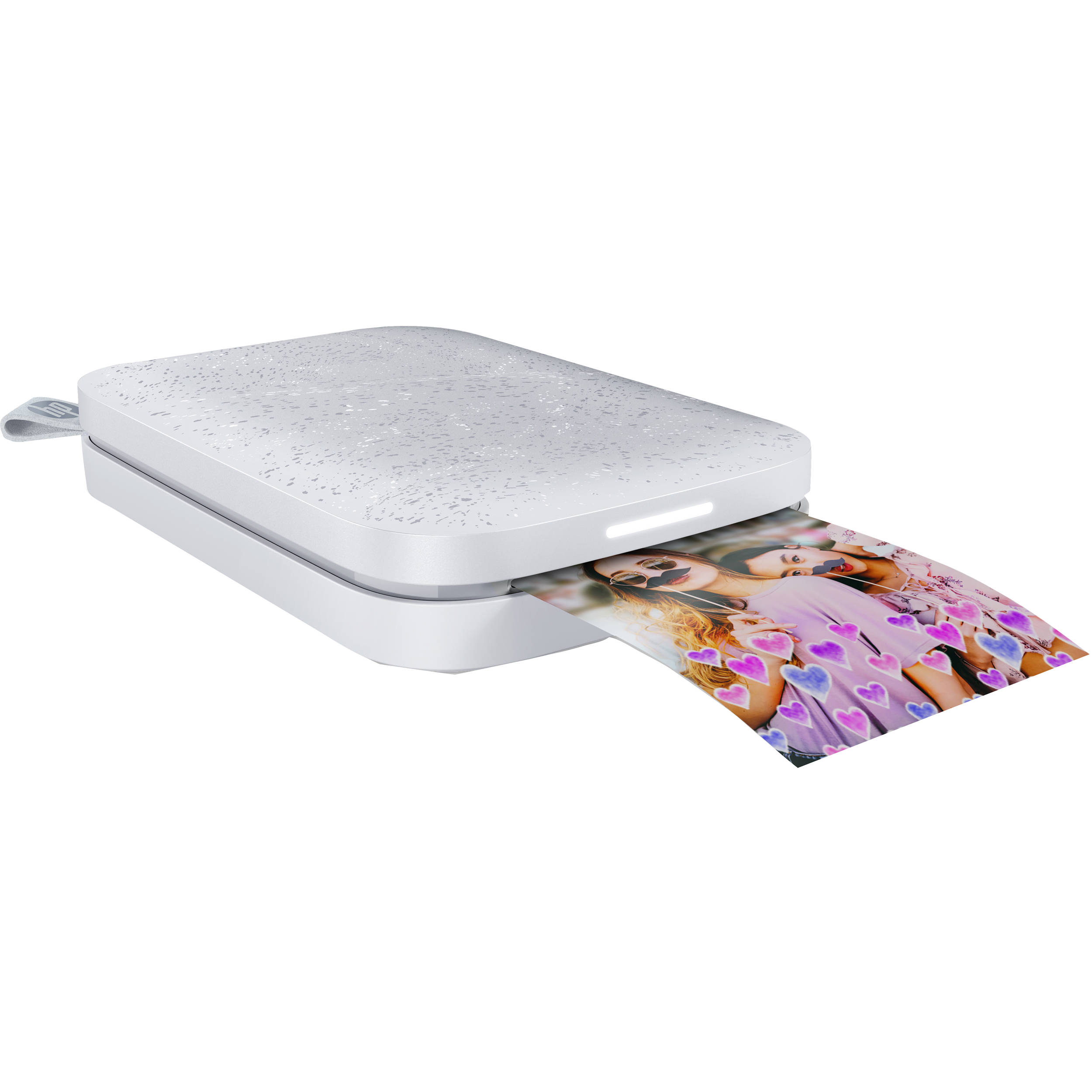 Zink Paper Bundle HP Sprocket Portable 2x3 Instant Photo Printer Luna Pearl