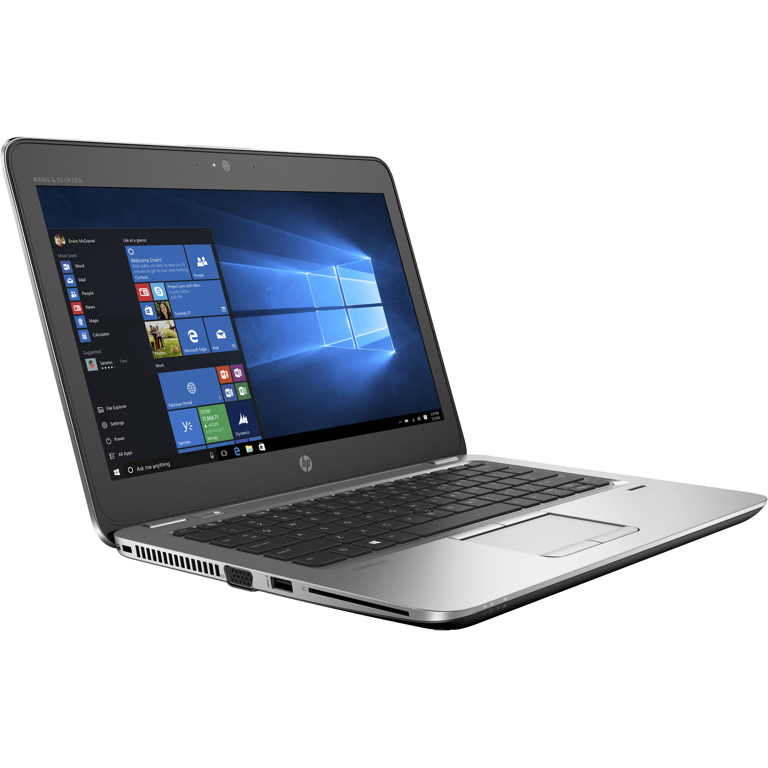 Hp 12 5 Elitebook 820 G4 Notebook 1fx37ut Aba B H Photo