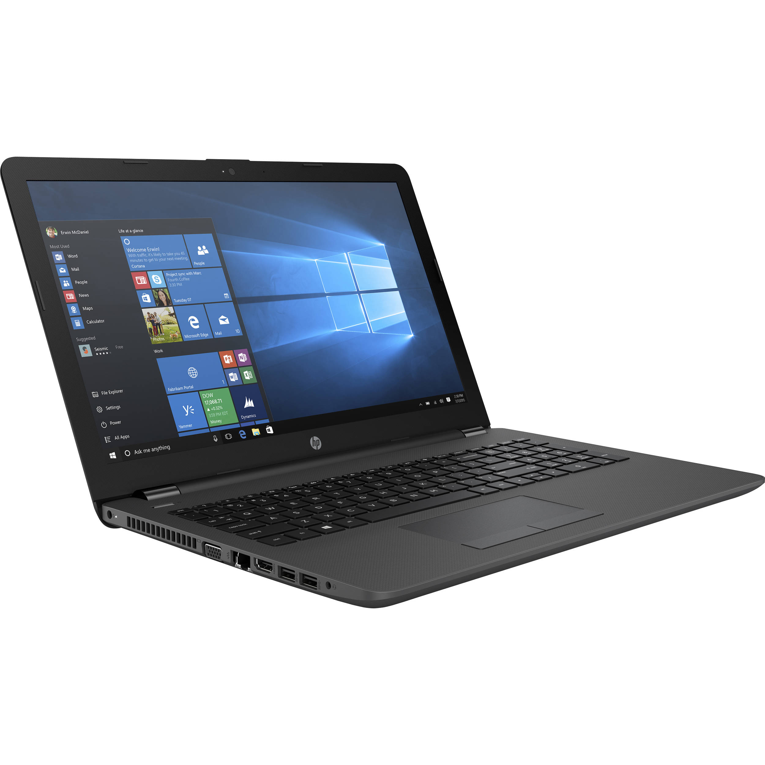 HP 250 Notebook: Features and Feedback